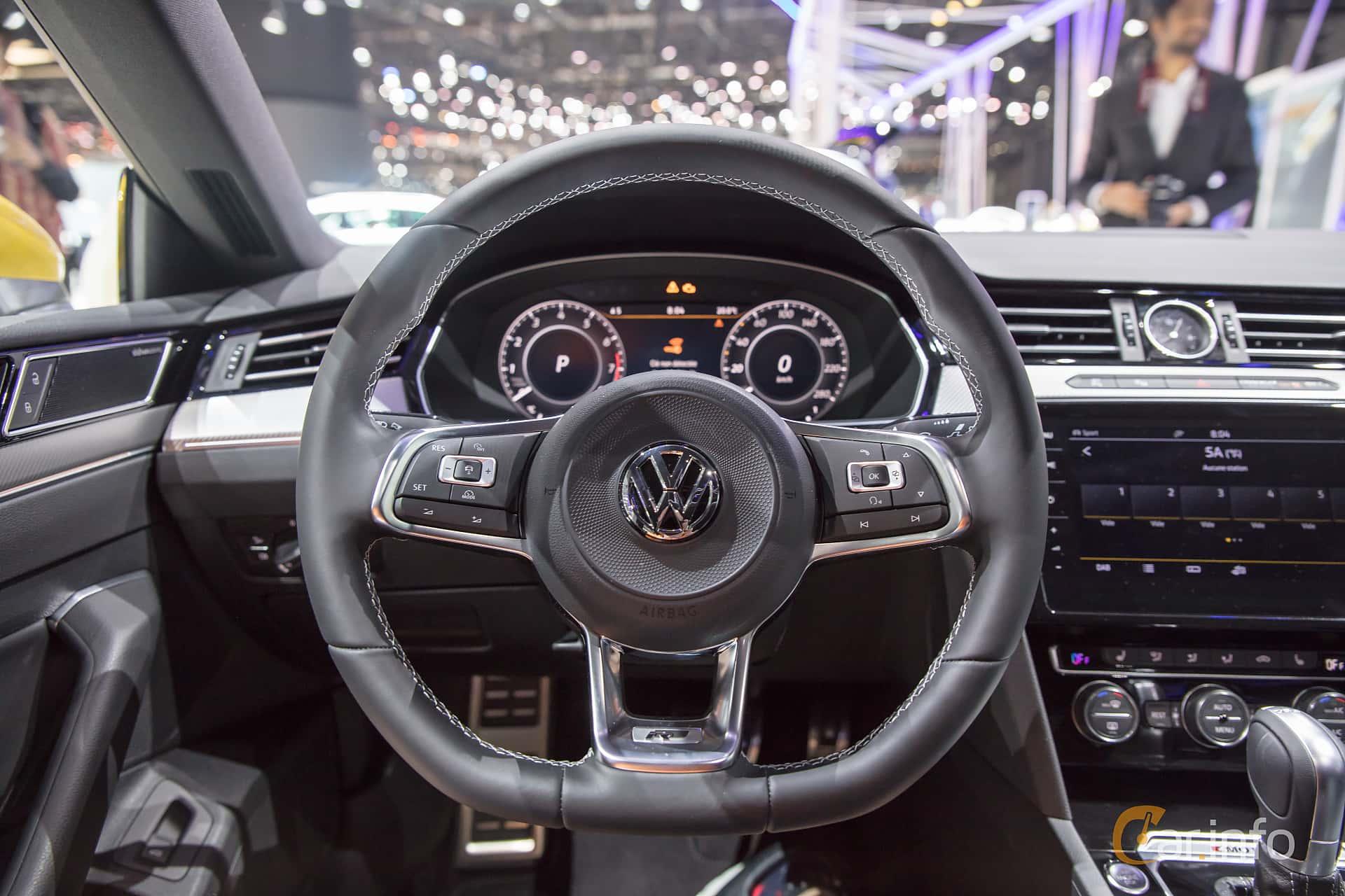 Volkswagen Arteon 2017 At Geneva Motor Show 2017