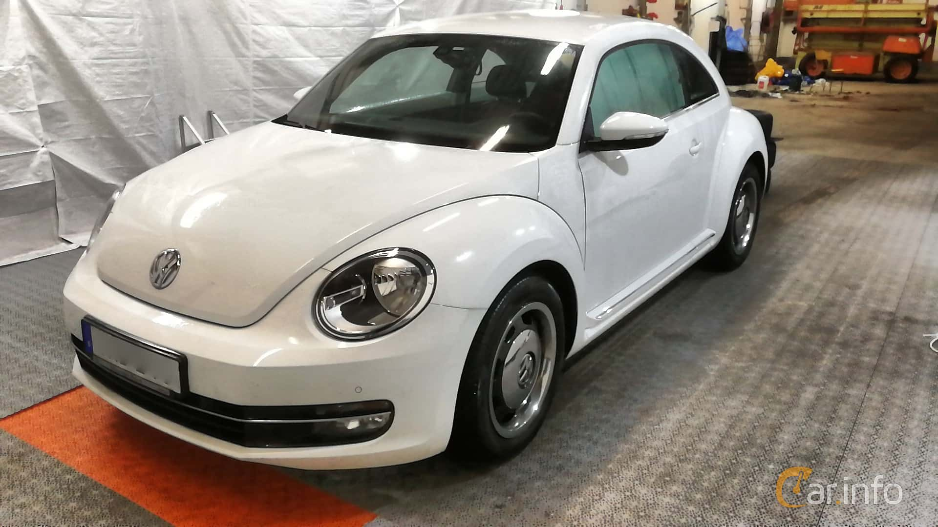 volkswagen the beetle 2 0 tdi bluemotion manual 110hp 2017. Black Bedroom Furniture Sets. Home Design Ideas