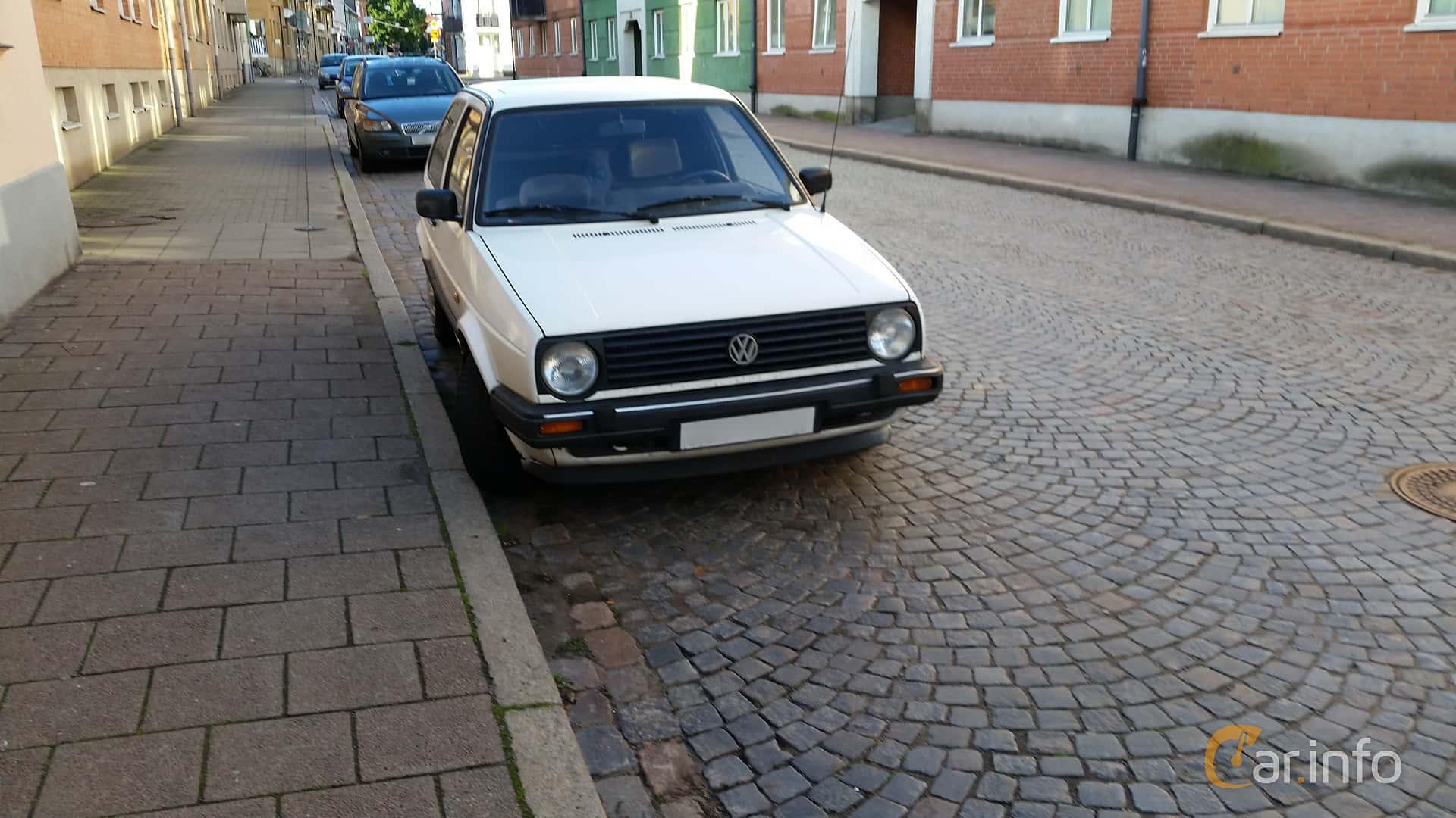 3 images of volkswagen golf 3 door 1 8 manual 90hp 1989 by jonasbonde rh car info 1990 Golf 1975 Golf