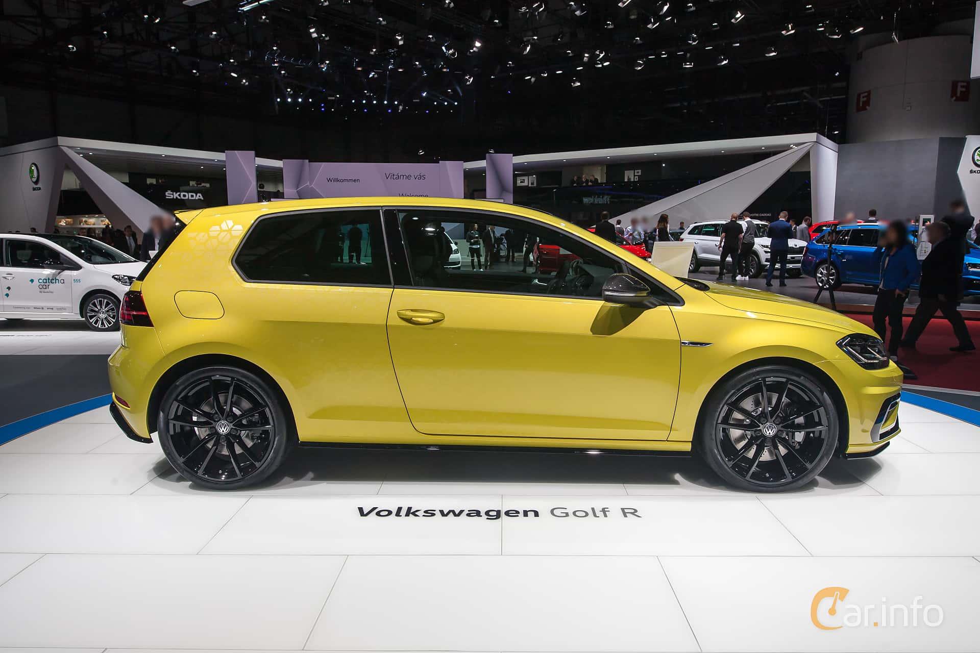 Images Of Volkswagen Golf R Door Motion DSG Sequential - Meca car show