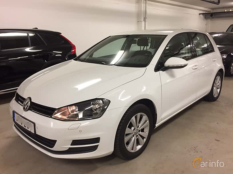 Volkswagen Golf 5-door 1.6 TDI DSG Sequential, 105hp, 2015