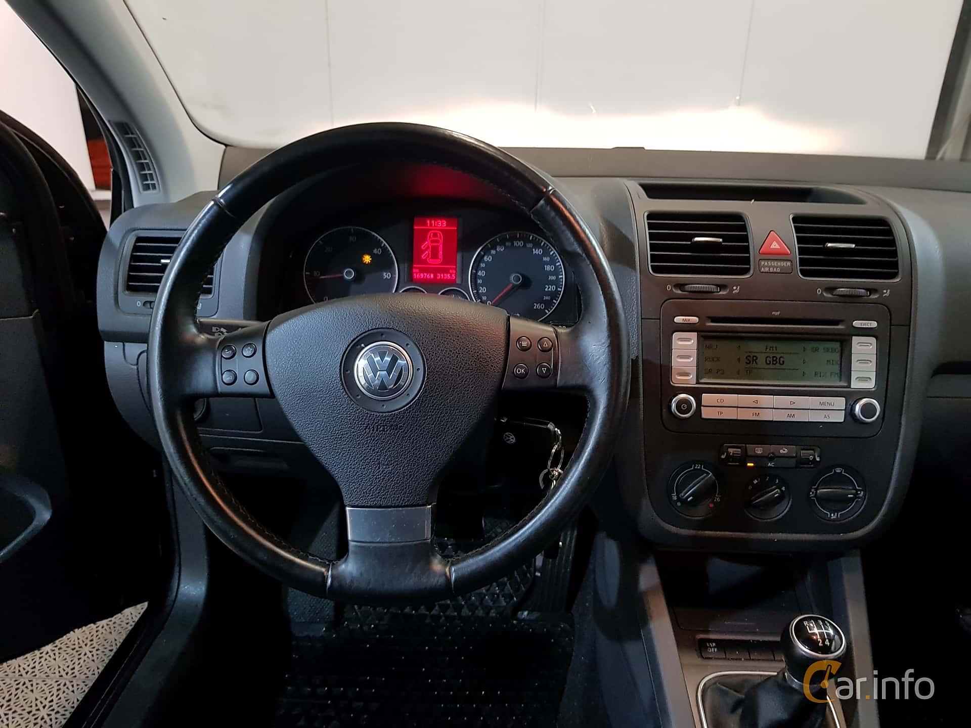 Volkswagen Golf 5-door 1 9 TDI Manual, 105hp, 2008