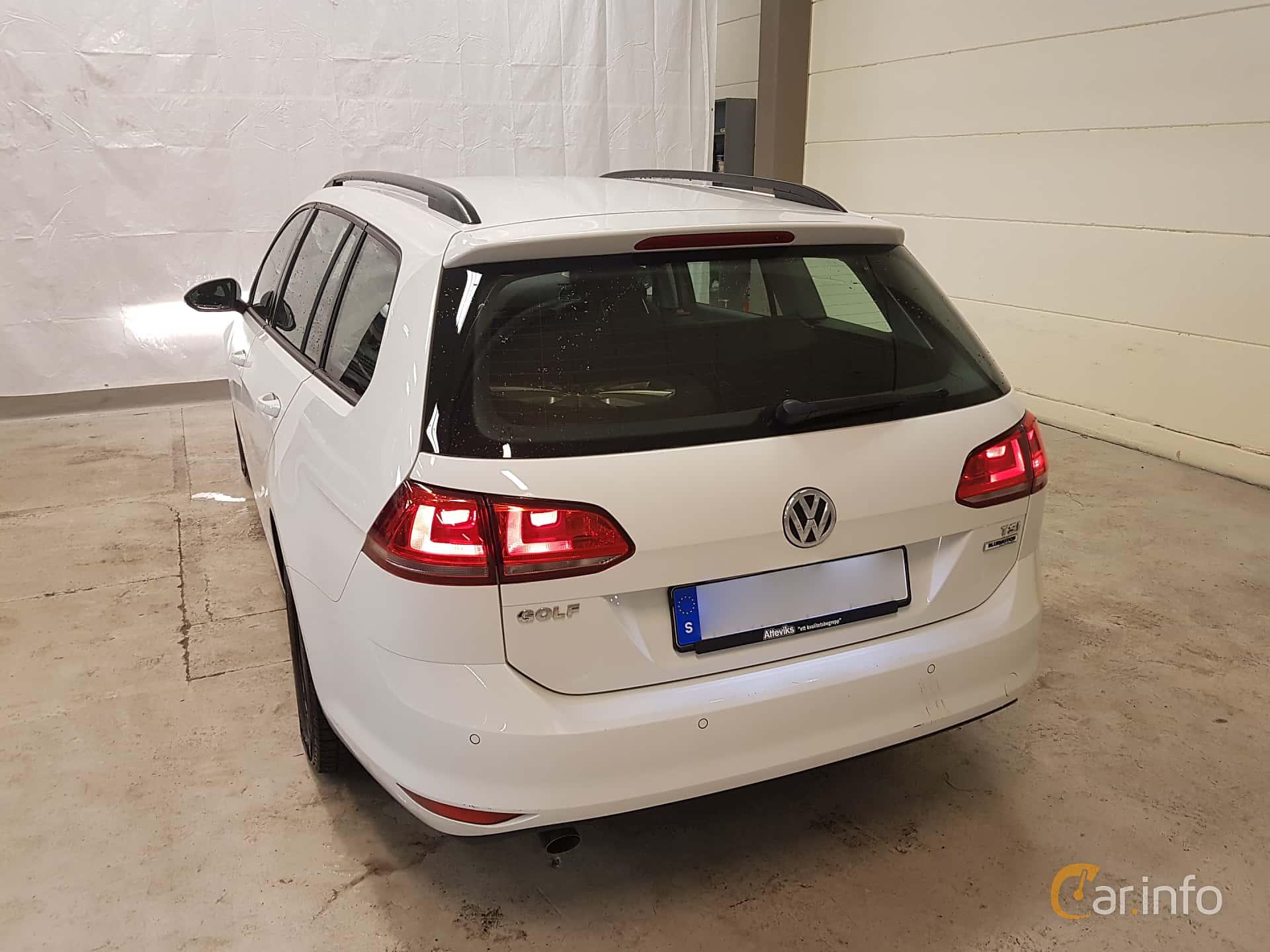 Volkswagen Golf Variant 1.2 TSI Manual, 110hp, 2016