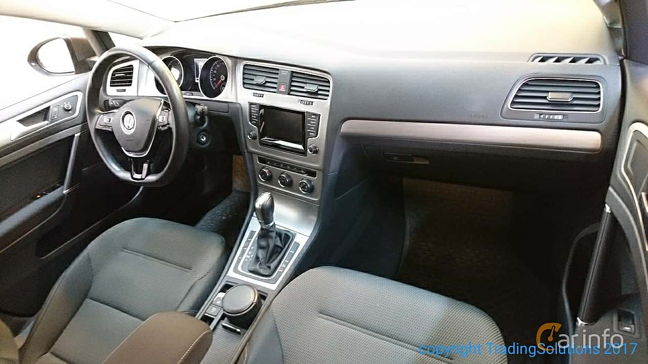Volkswagen Golf Variant 1 6 Tdi Dsg Sequential 105hp 2014