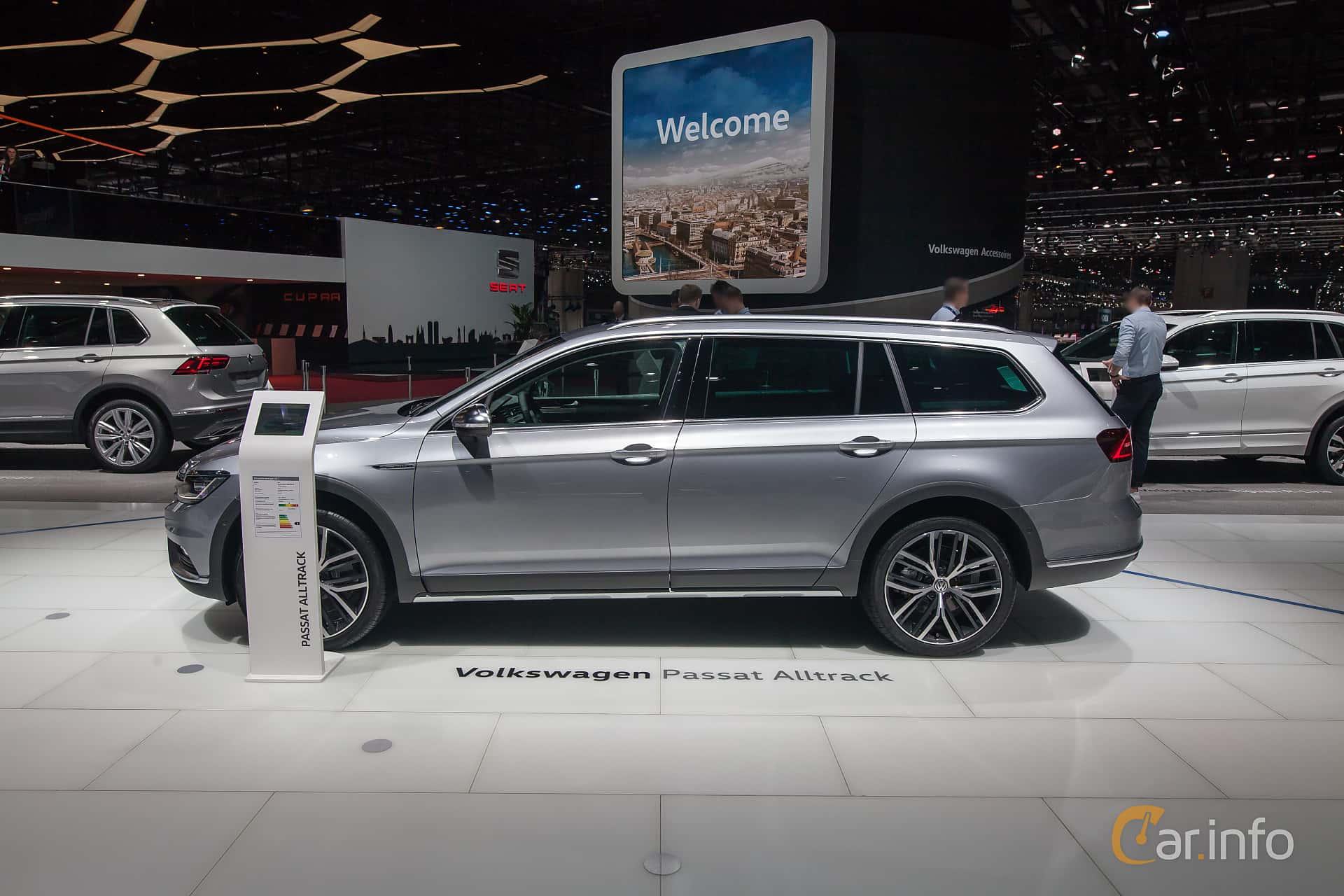 Volkswagen Passat Alltrack 2 0 Tdi Scr Bluemotion 4motion