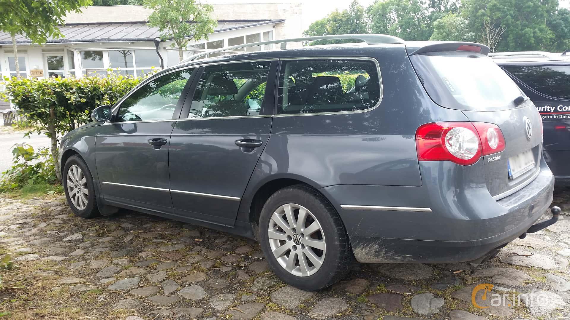volkswagen passat 2 0 tdi 4motion generation b6 typ 3c. Black Bedroom Furniture Sets. Home Design Ideas