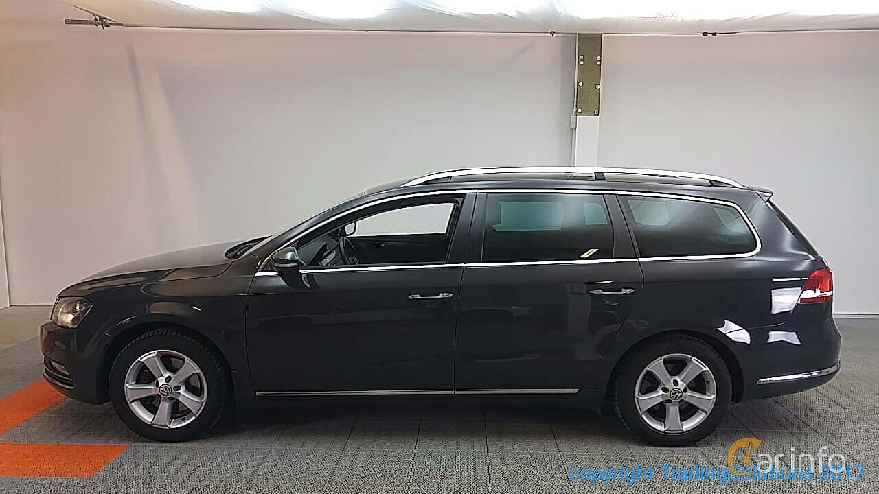 Volkswagen Passat 2.0 TDI BlueMotion generation B7 (Typ 3C), Manual, 6-speed