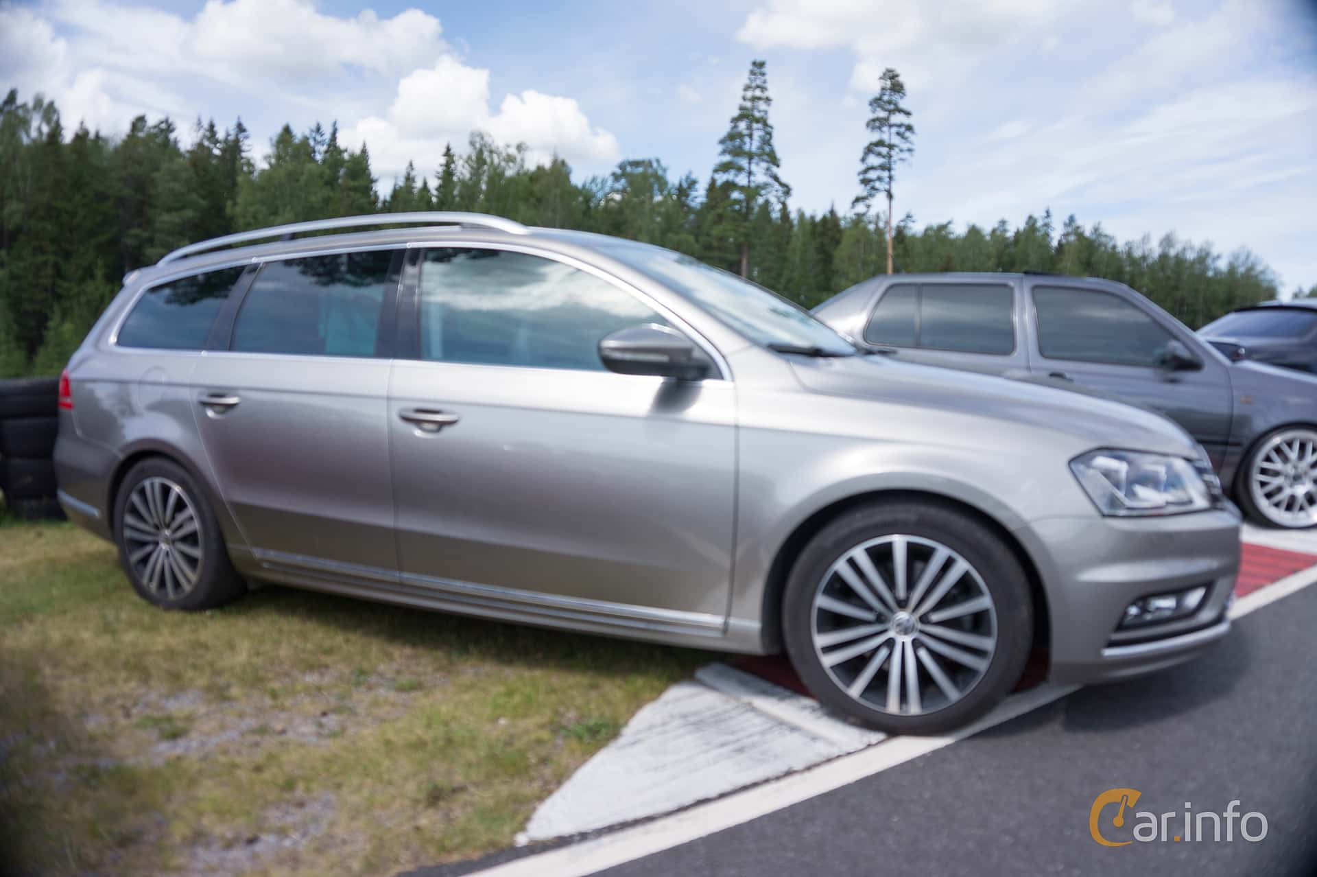Volkswagen Passat Variant generation B7 (Typ 3C) 1.6 TDI BlueMotion Manual,  6-speed