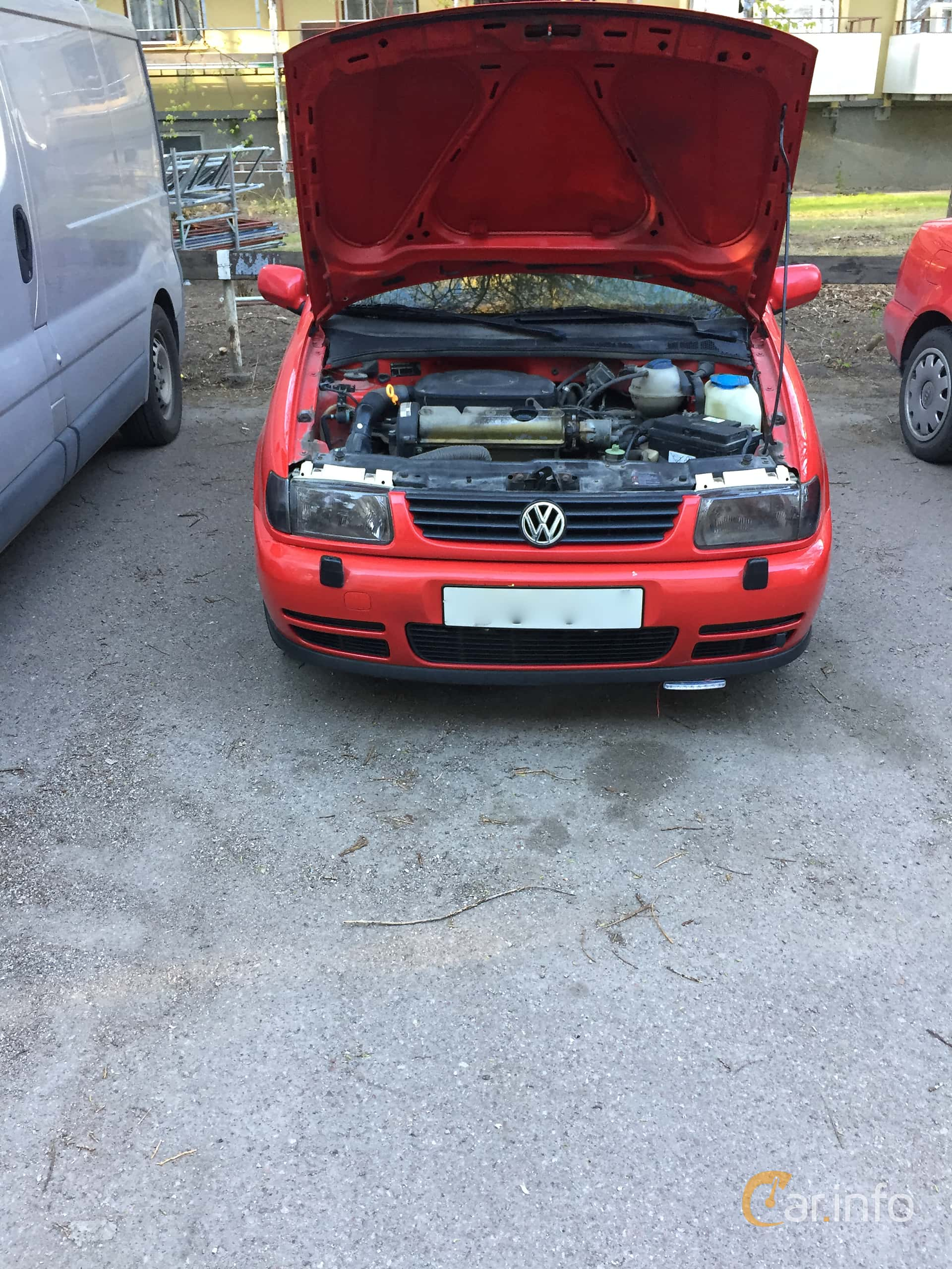 1 images of volkswagen polo 5 door 1 6 manual 75hp 1997 by pierreg rh car info Volkswagen Polo Sedan Volkswagen Polo Interior
