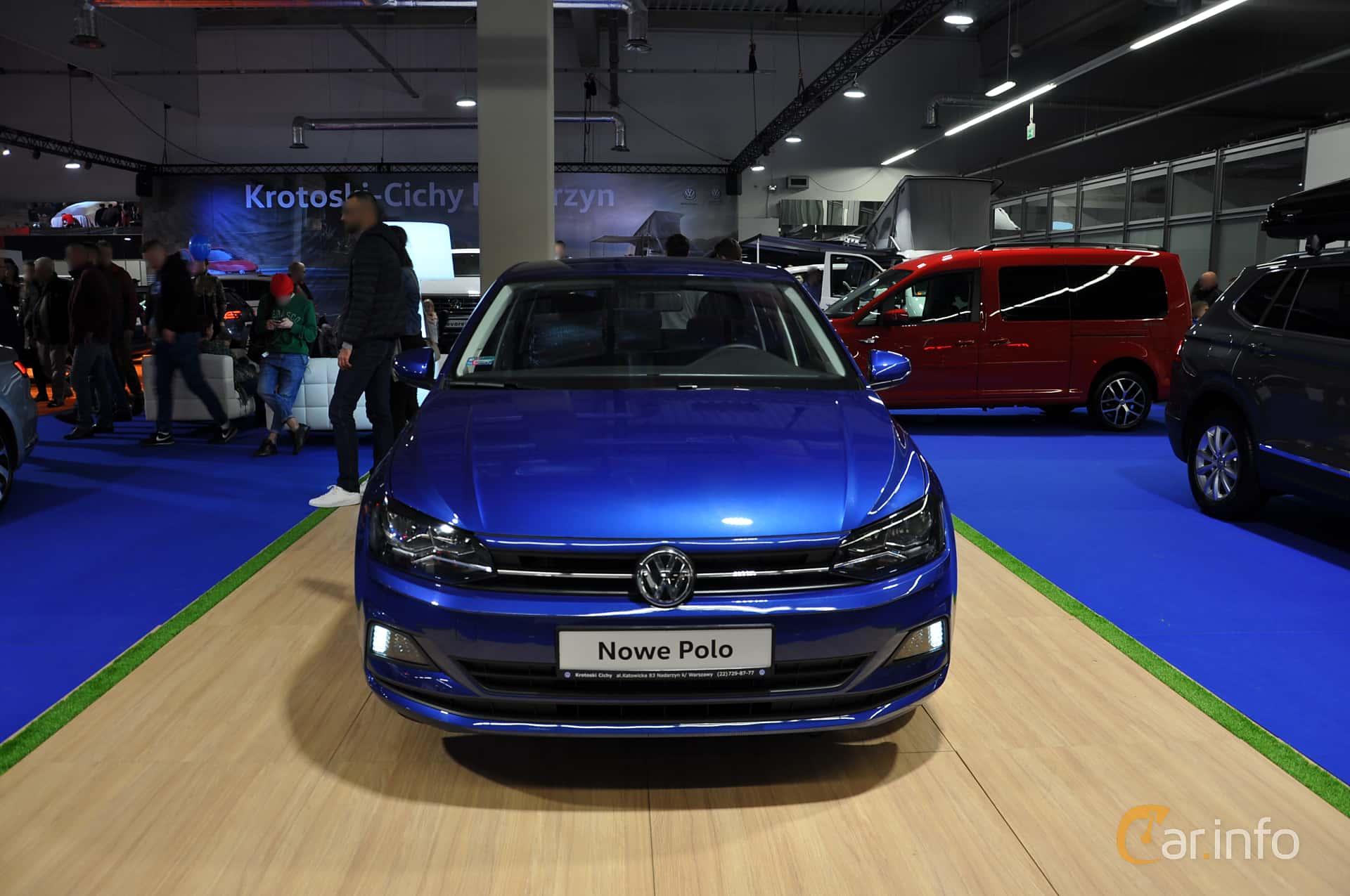 Volkswagen Polo 2018 at Warsawa Motorshow 2018