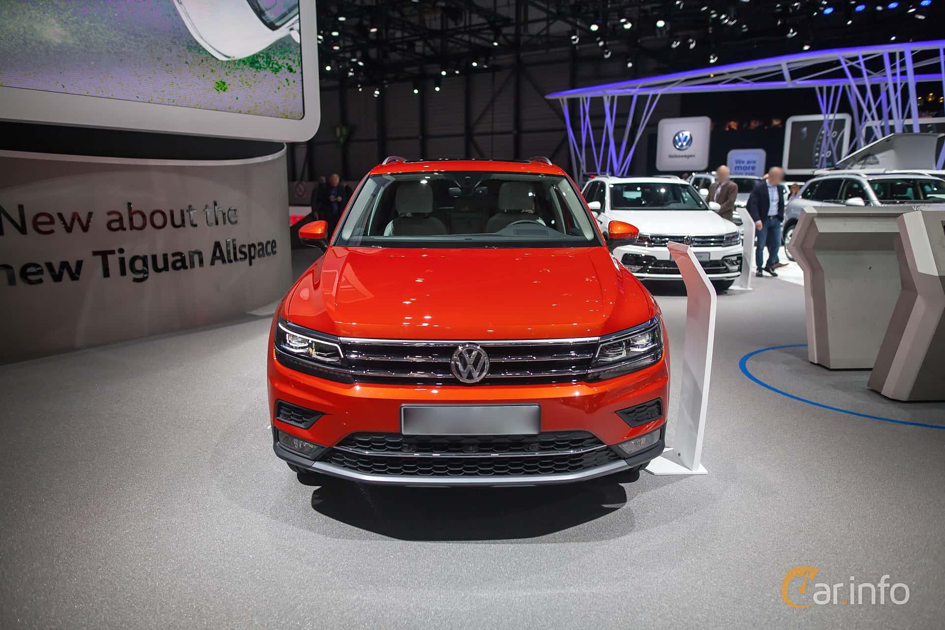 Volkswagen Tiguan Allspace 2 0 Tdi Scr Bluemotion 4motion