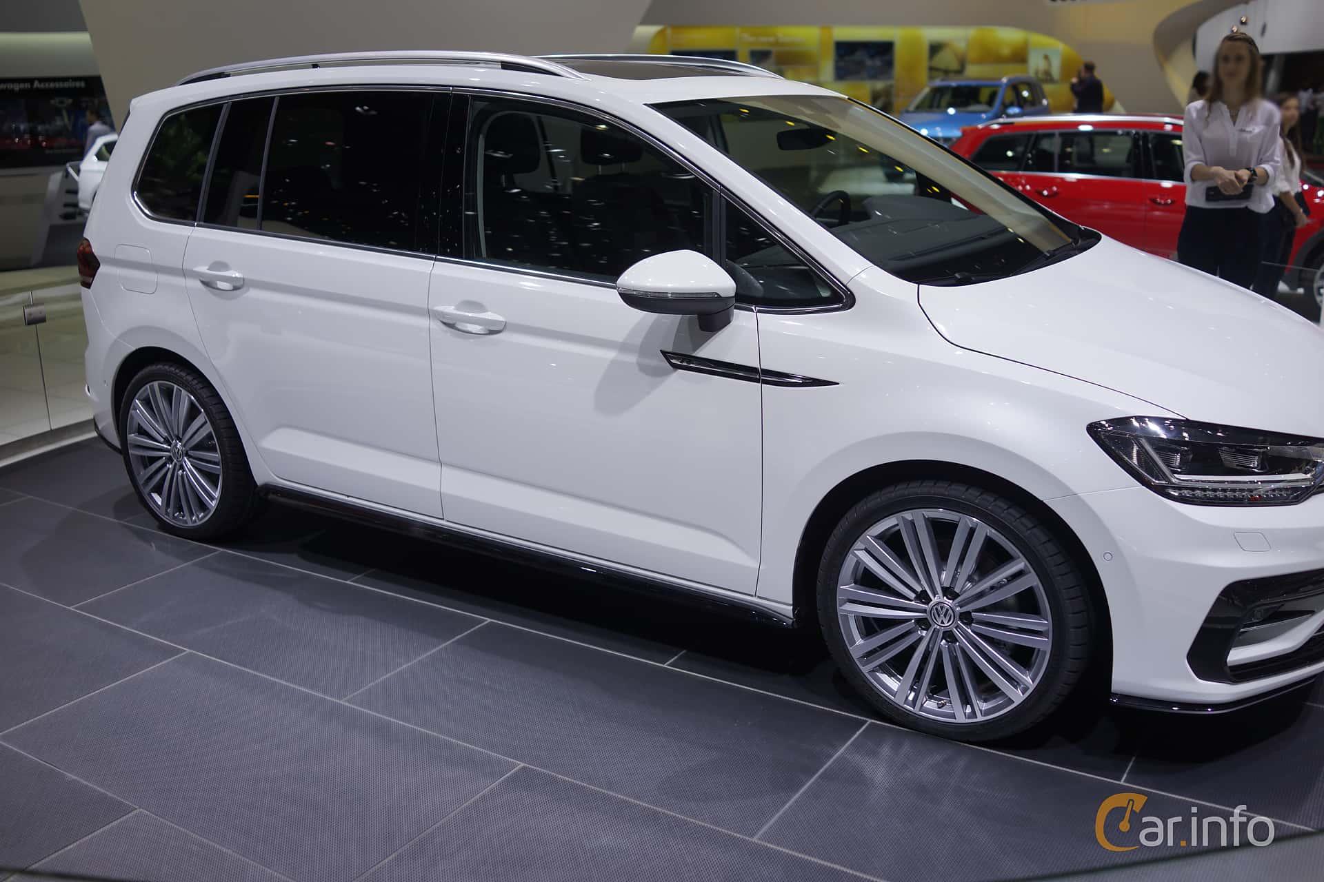 Volkswagen Touran 20 Tdi 150hp 2016 Exterior Light Control Wiring System