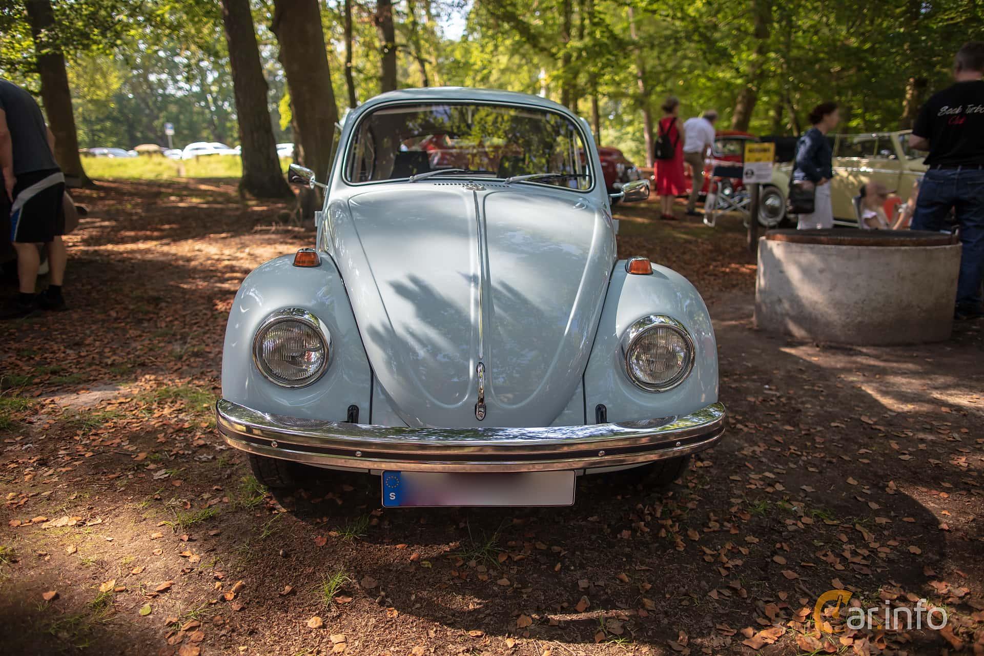 Volkswagen 1300 1.3 Manual, 41hp, 1970 at Lergöksträffen Ängelholm 2019