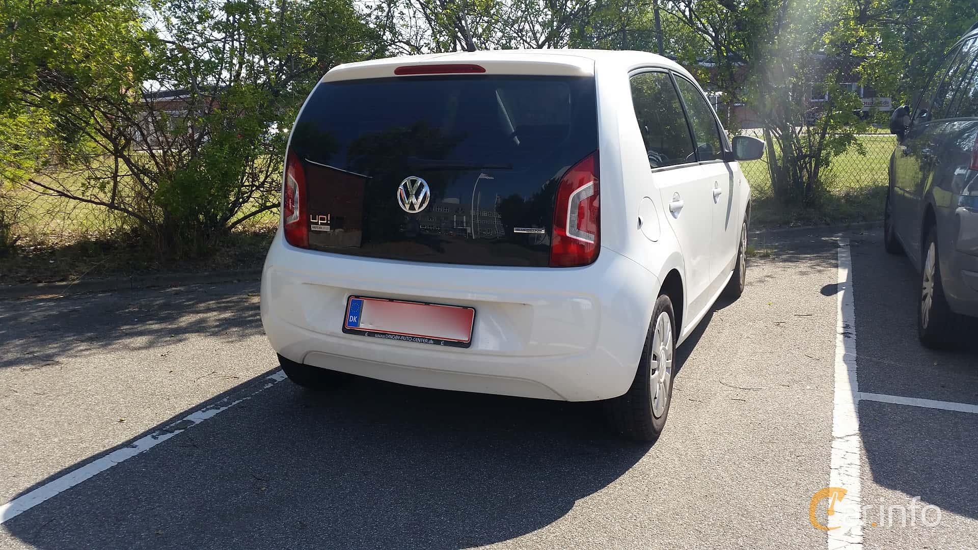 User Images Of Volkswagen Up 5 Door 2013