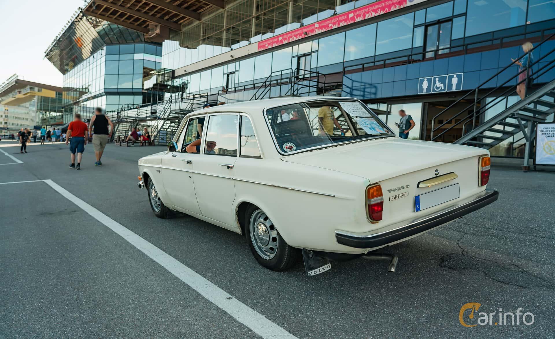 Volvo 144 2.0 Manual, 82hp, 1971 at Stockholm Vintage & Sports Car meet 2019