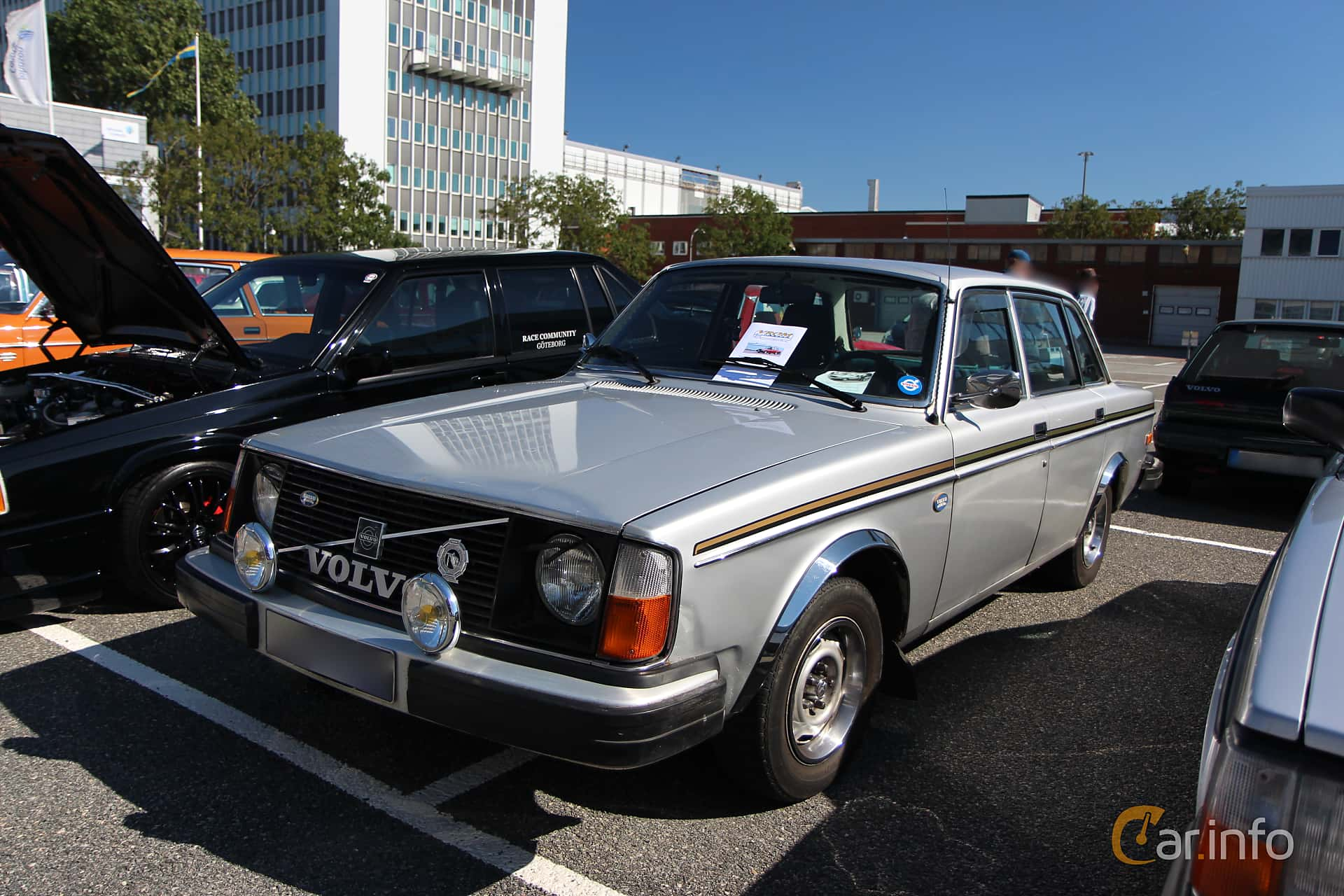 4 images of volvo 244 2 3 manual 116hp 1988 by franzhaenel rh car info 1981 Volvo 1985 Volvo