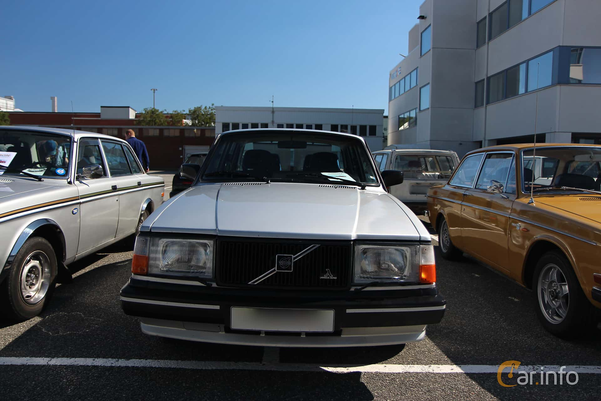 4 images of volvo 244 2 3 manual 116hp 1988 by franzhaenel rh car info 1985 Volvo 1985 Volvo