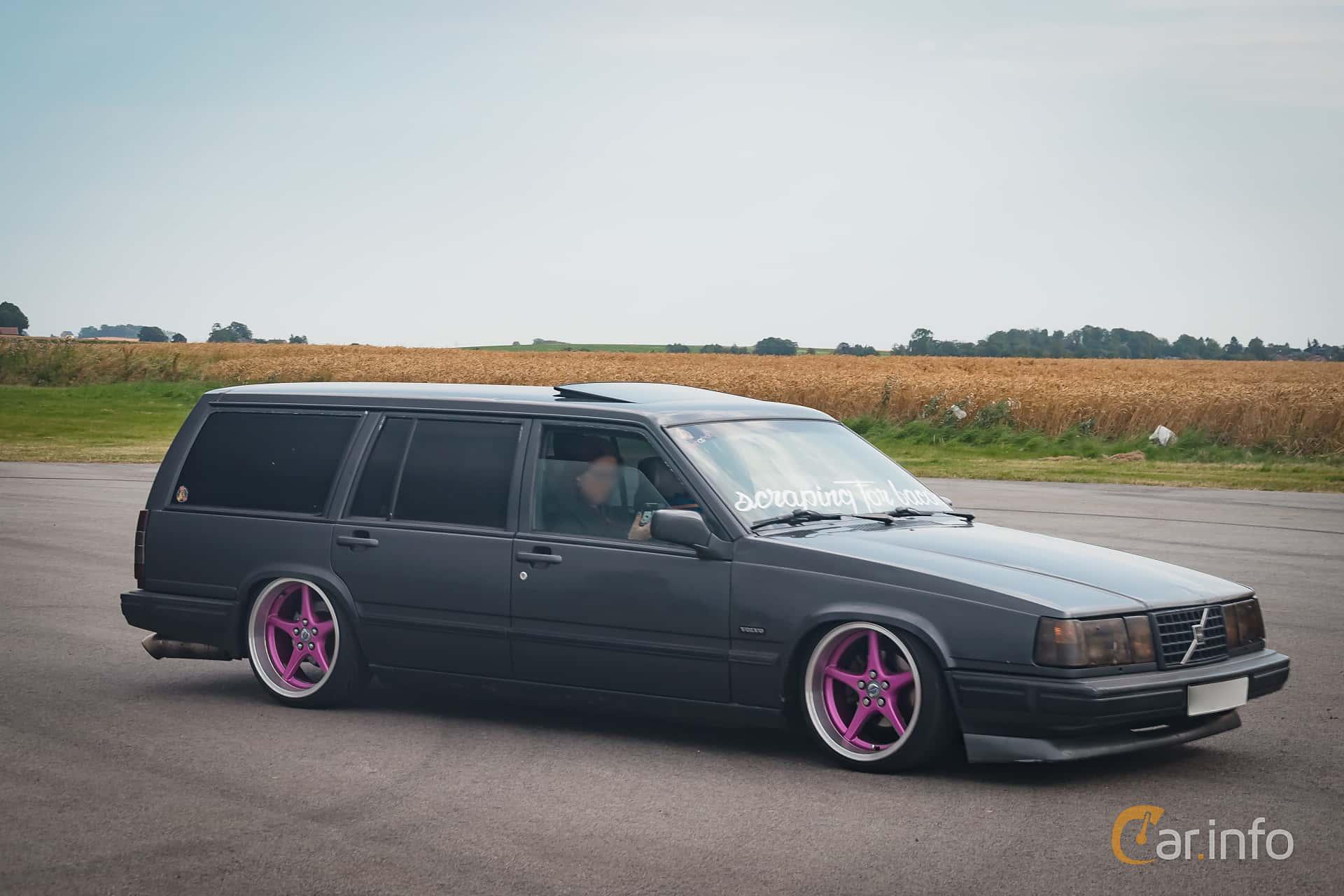 Volvo 945 1st Generation 2 4 Manuell 5 V 228 Xlar