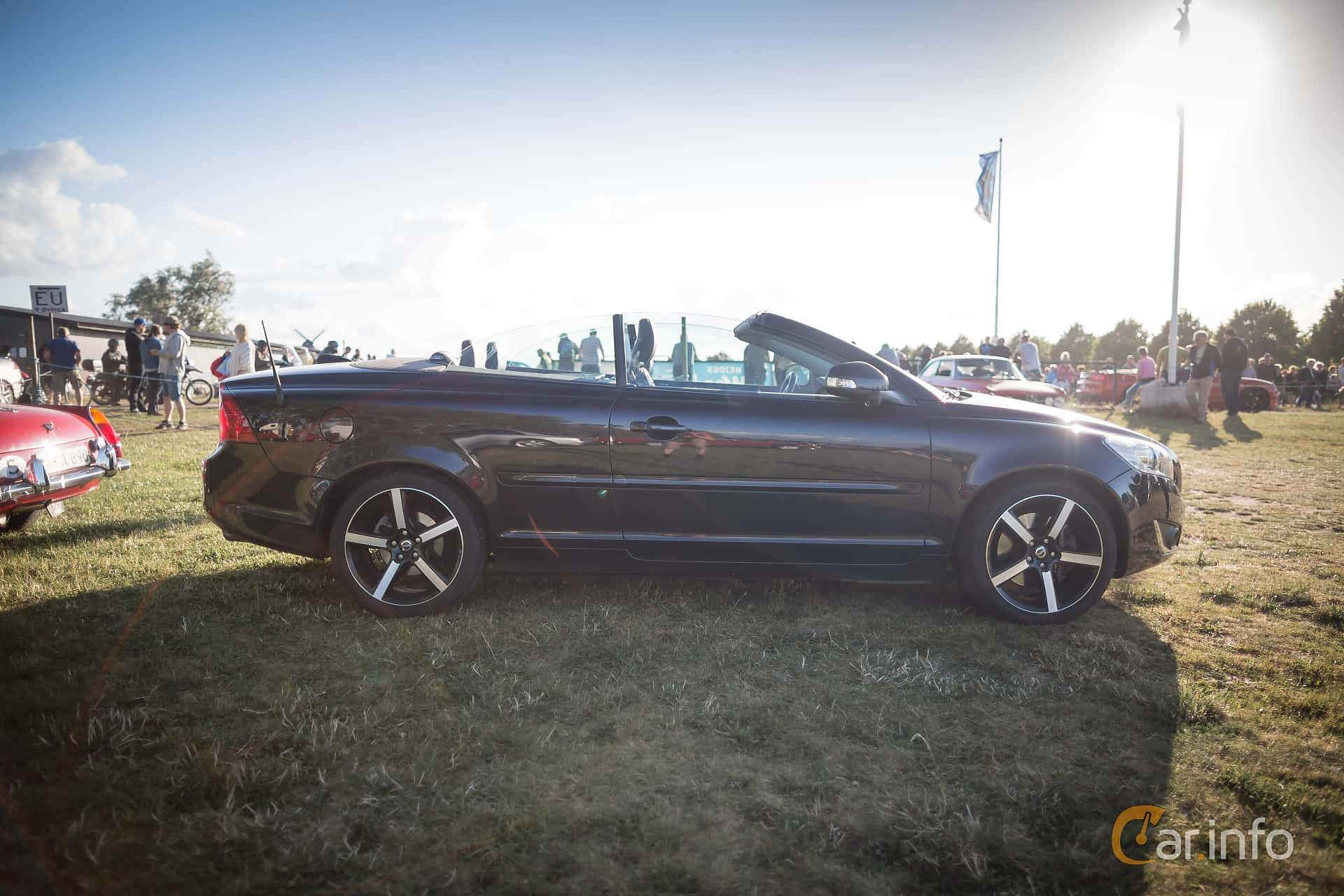 vehicle convertible expert volvo review of used