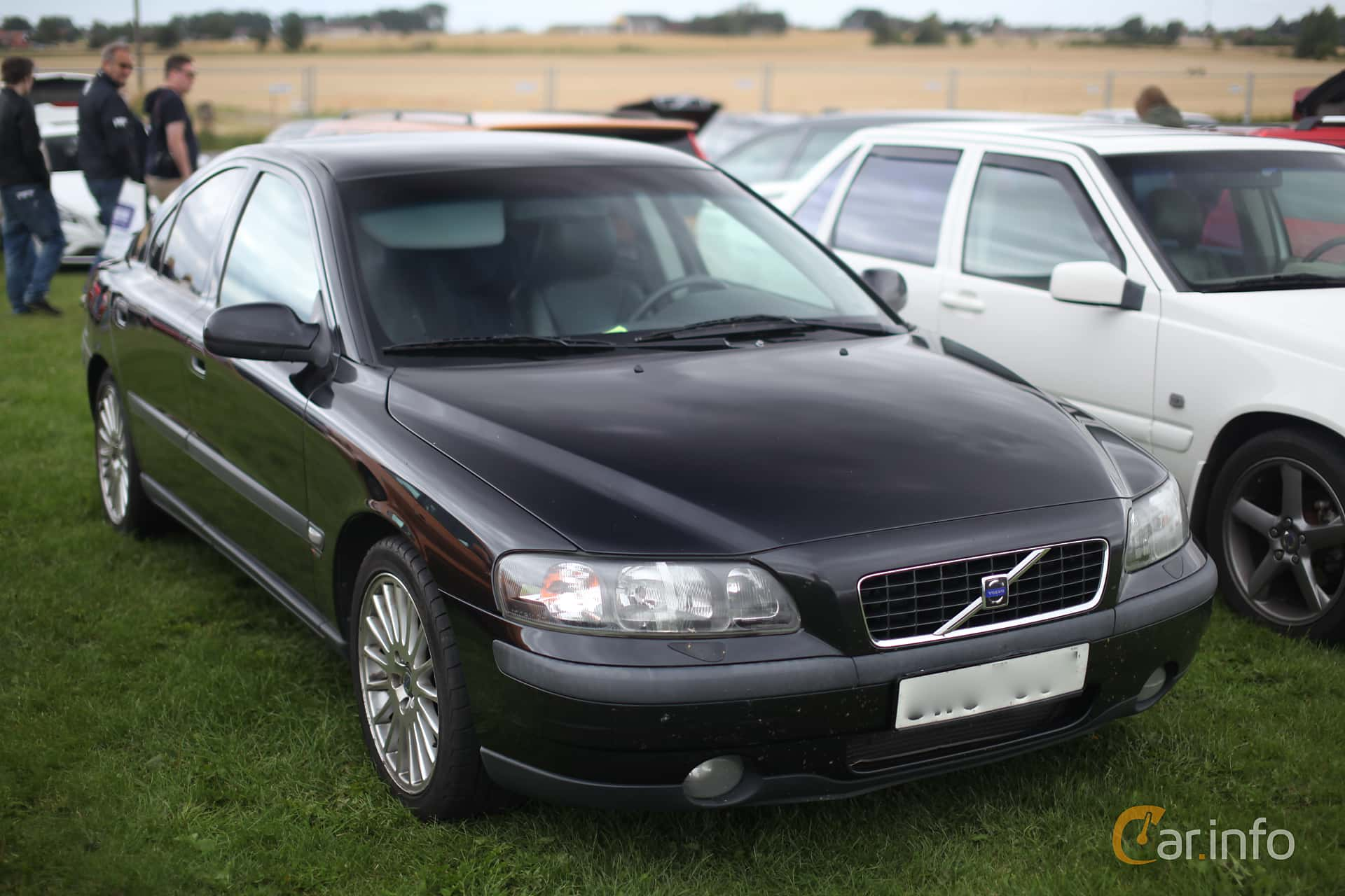 Volvo S60 T5 2002 Volvo S60 T5 I Am Looking For The Schematic