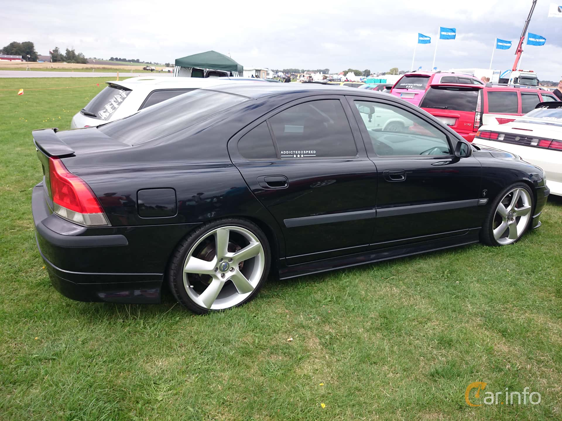 volvo s60 2 3 t5 manual 250hp 2004 at vall kratr ffen 2014. Black Bedroom Furniture Sets. Home Design Ideas