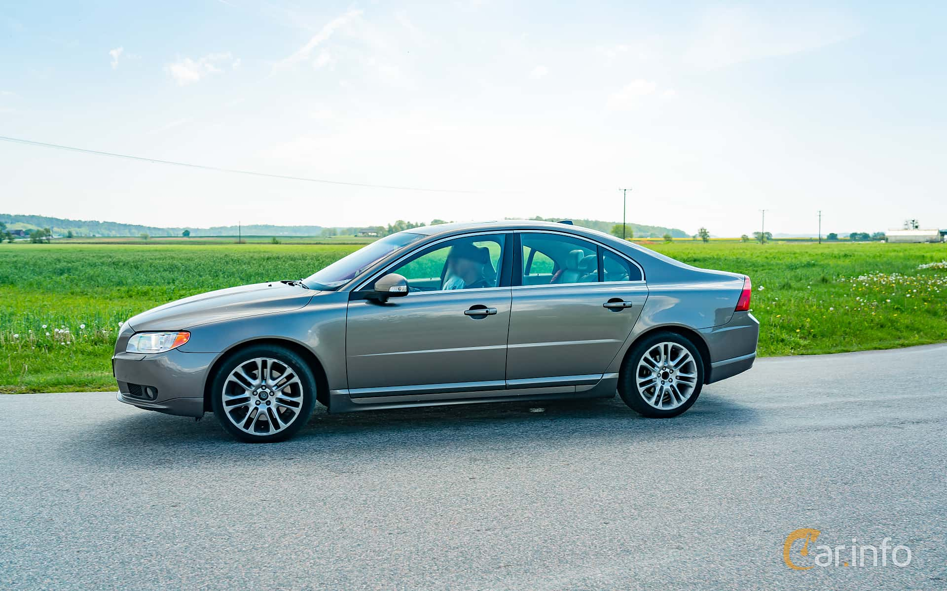 Volvo S80 4 4 V8 Awd Generation As Geartronic 6 Speed