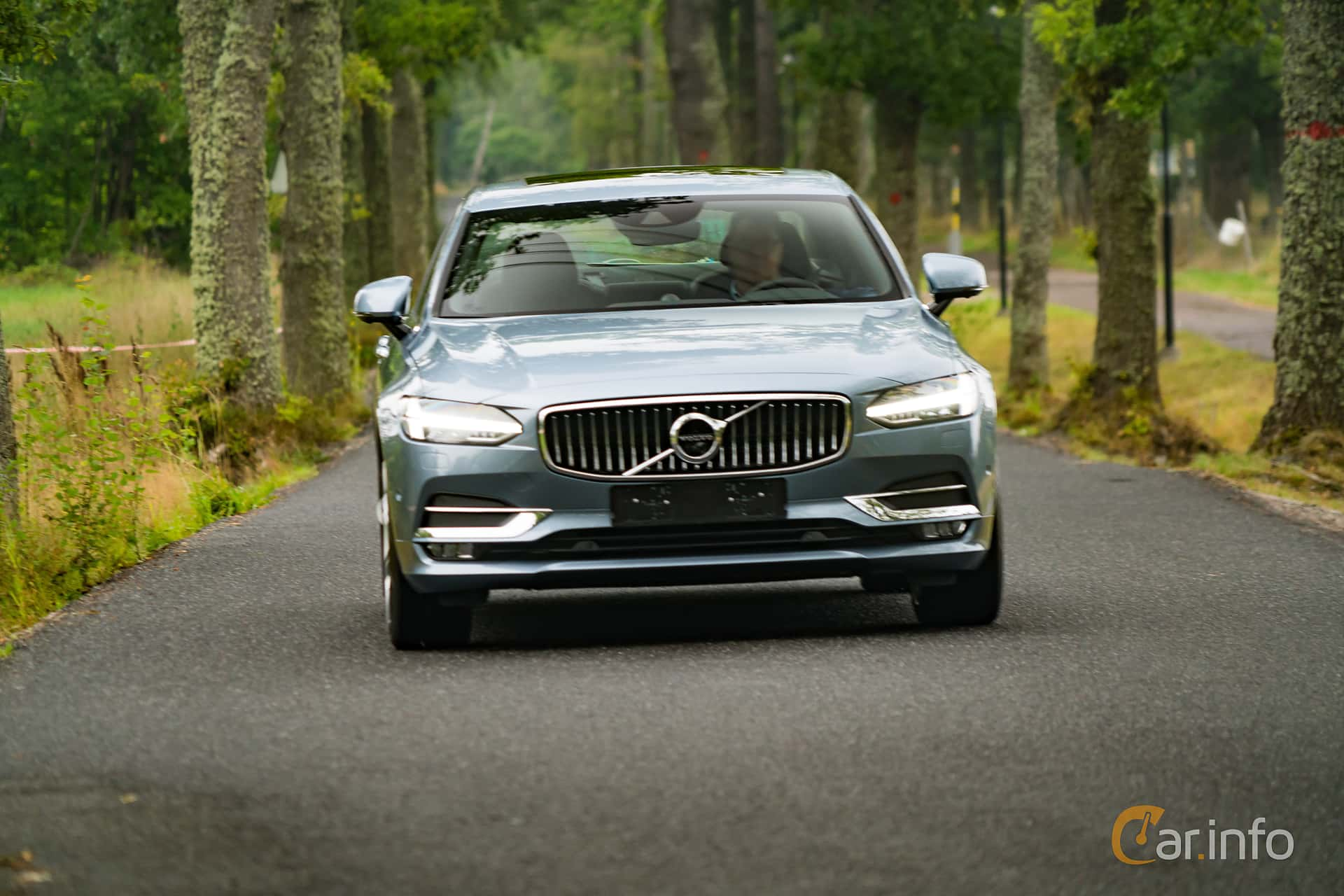 Volvo S90 2017 by marcusliedholm