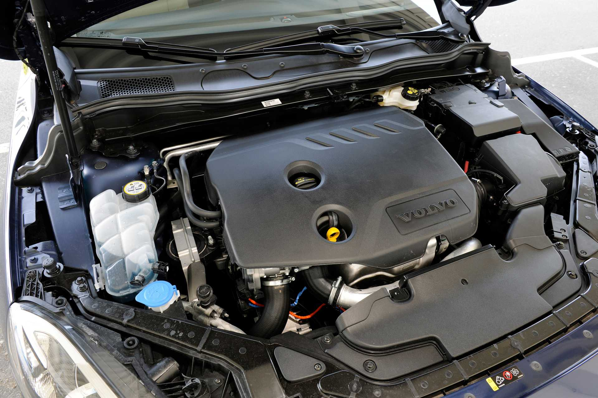 Volvo V40 D4 Generation P1 Geartronic 8 Speed