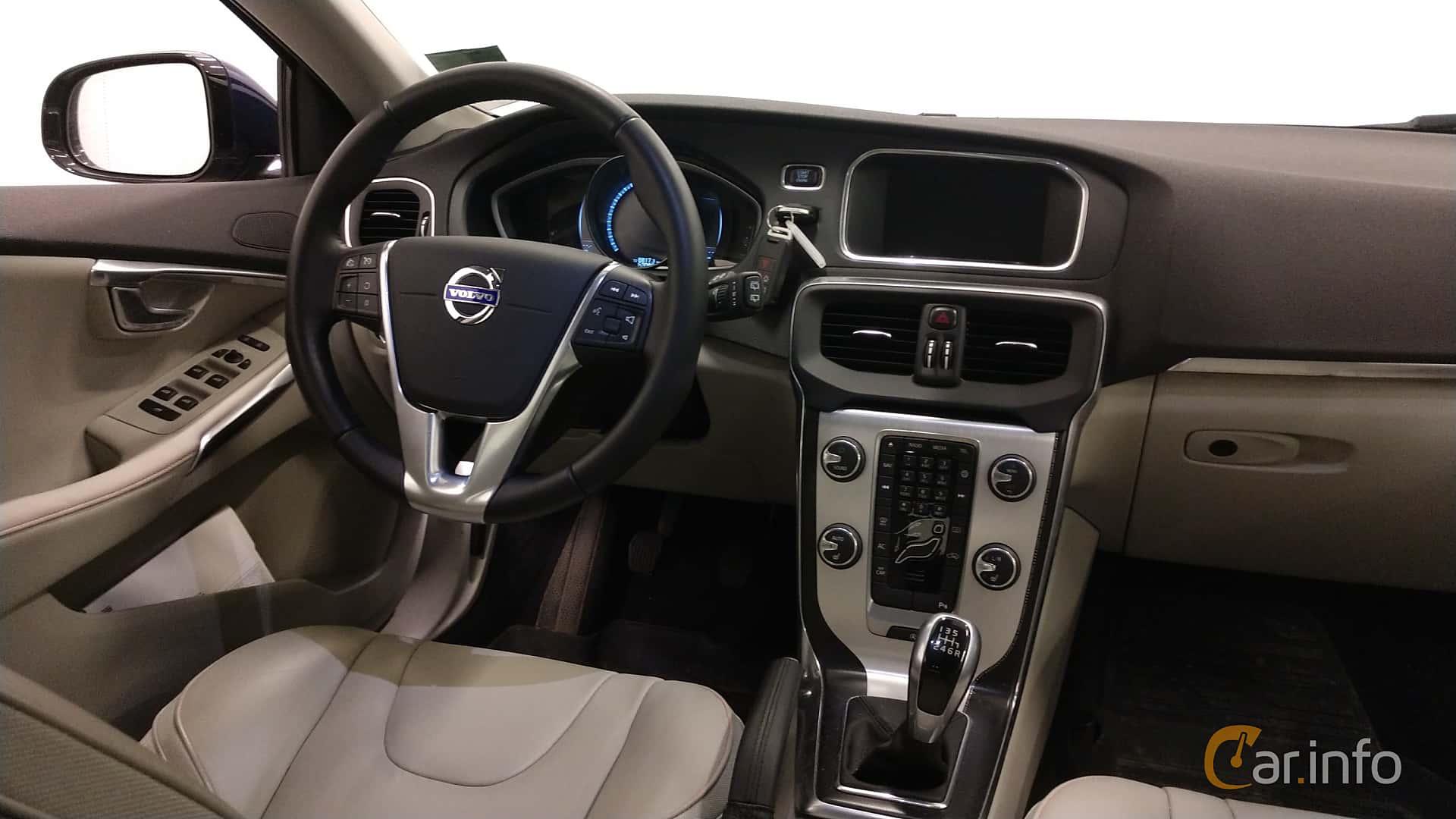 Volvo V40 D3 Manual, 150hp, 2016
