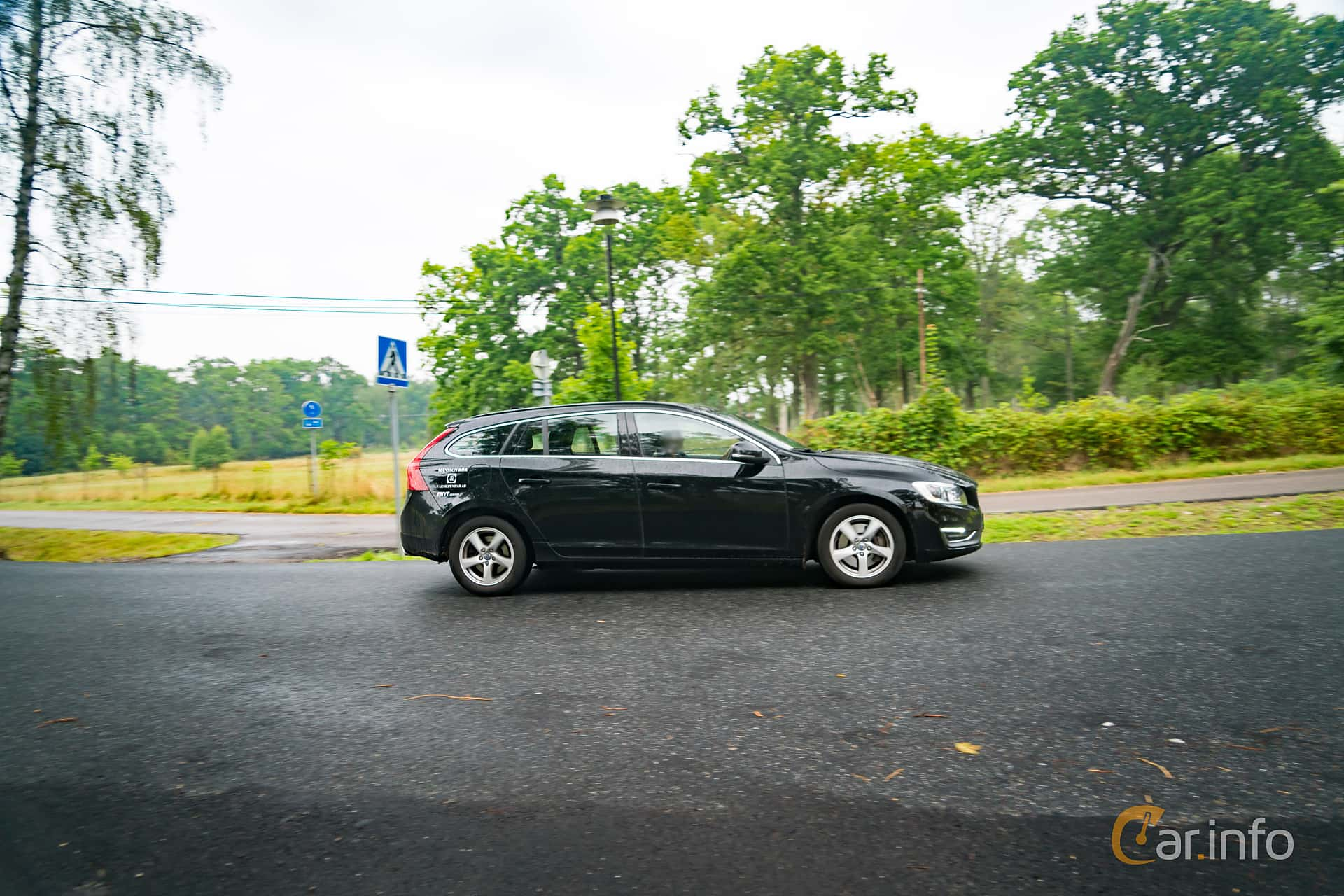 Volvo V60 D4 AWD Geartronic, 181hp, 2015