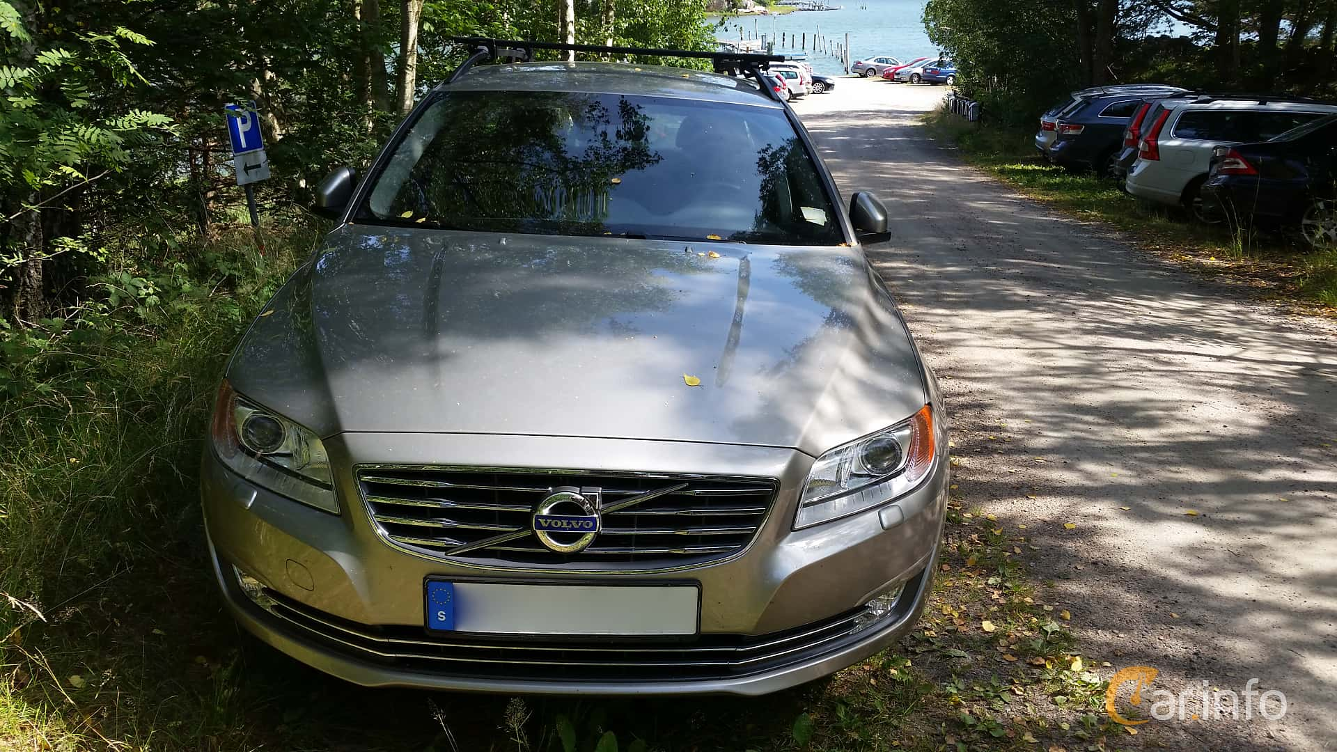Volvo V70 D4 Geartronic, 181hp, 2014