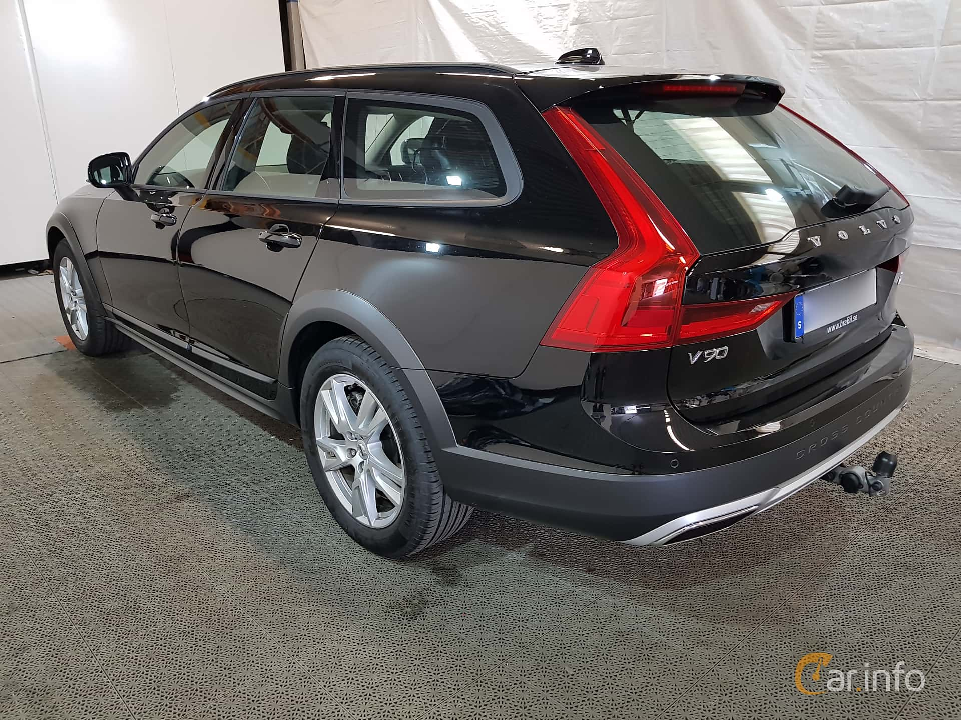 Volvo V90 Cross Country D4 Awd Manual 190hp 2018 The Is New Tradingsolutions