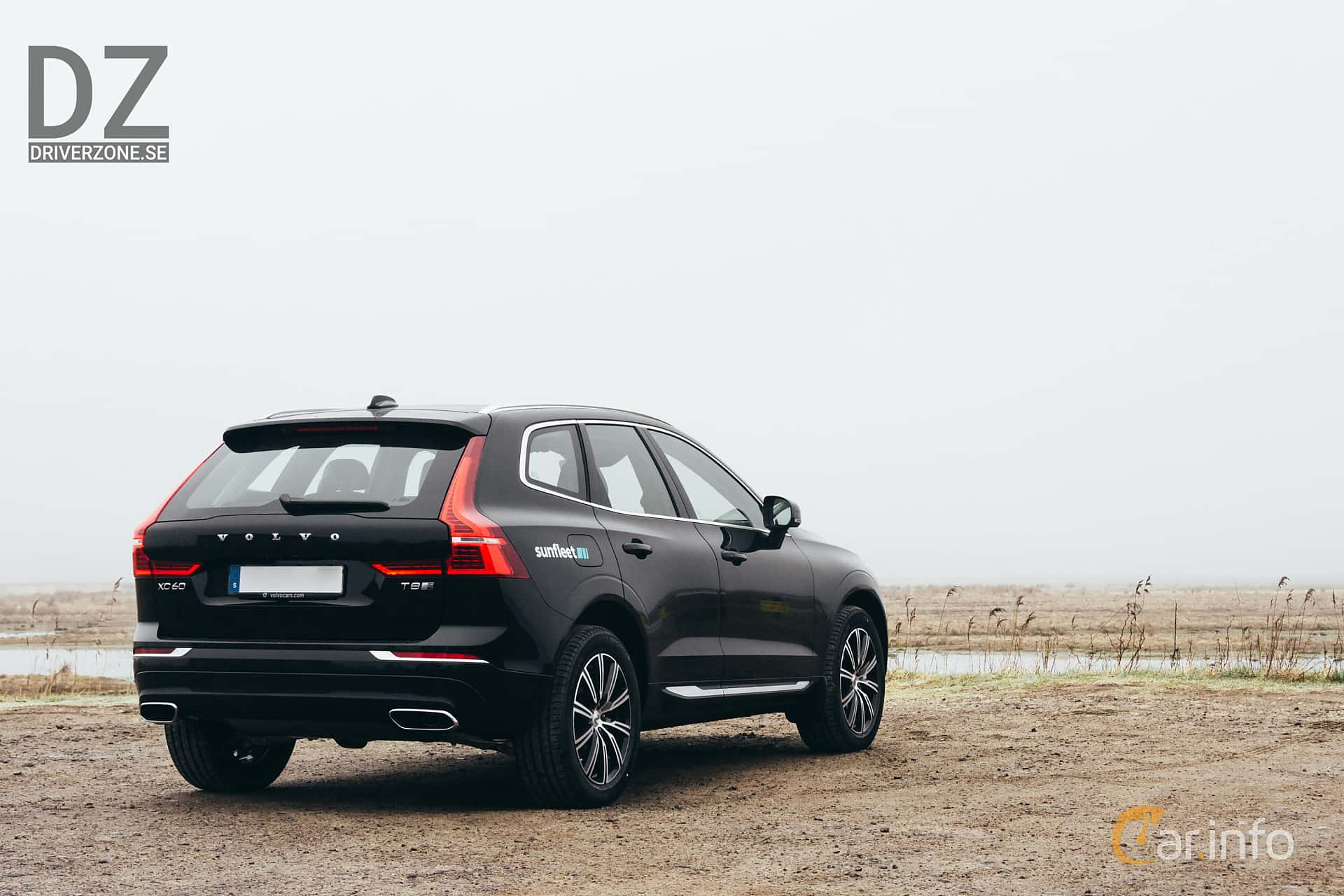 Volvo XC60 T8 AWD Geartronic, 408hk, 2018