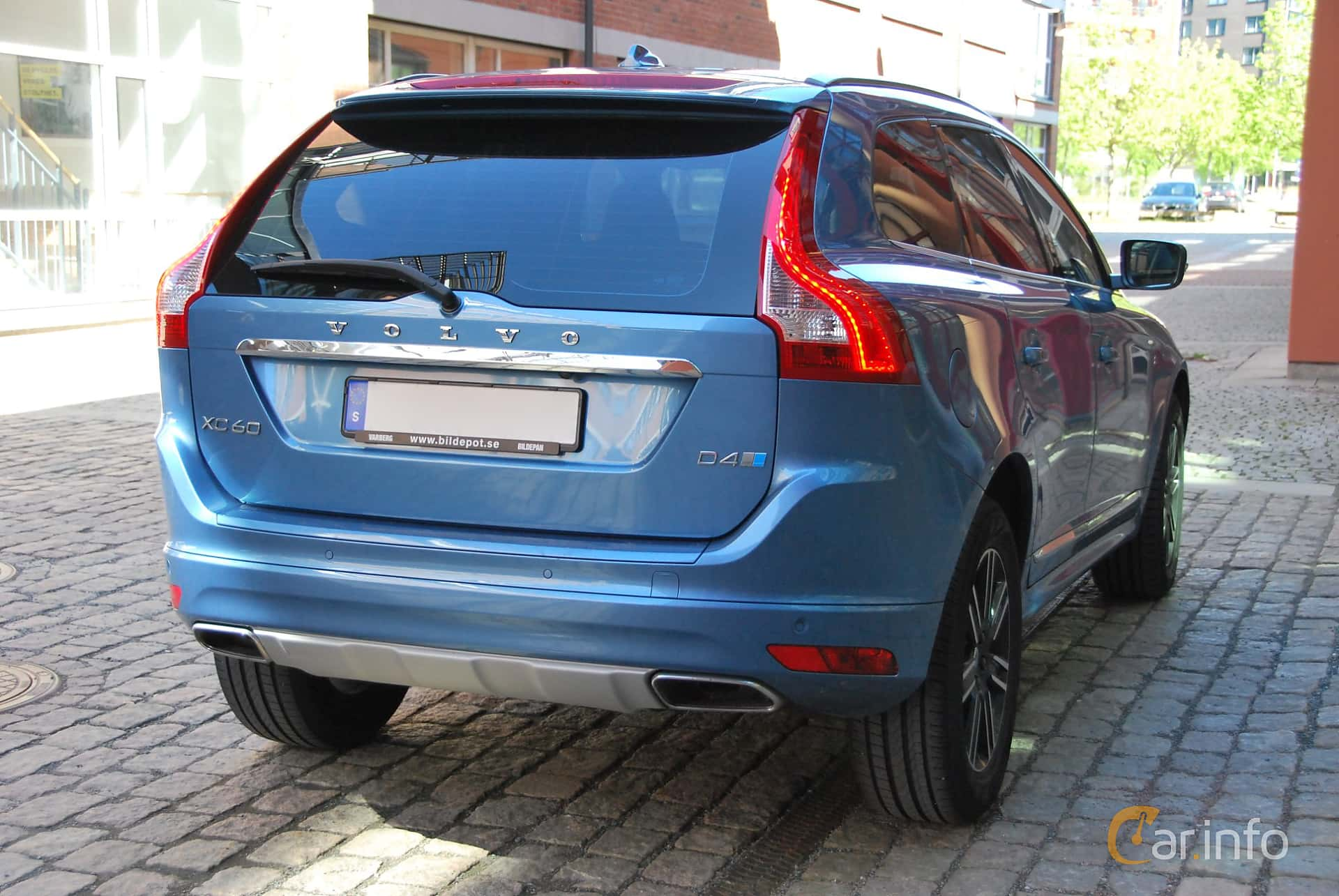 Volvo XC60 D4 Geartronic, 190hp, 2017