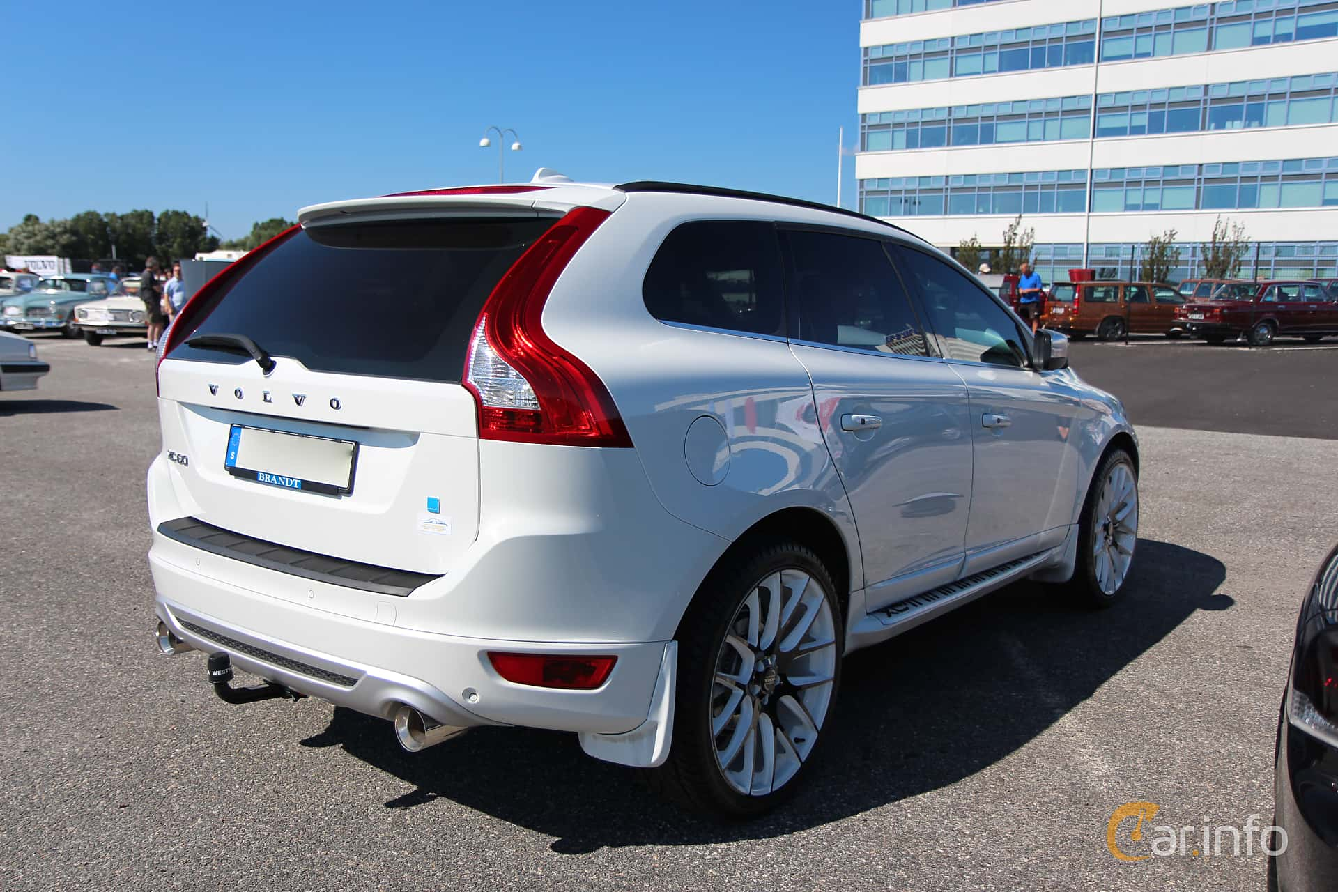 Volvo Xc60 2 0 D4 Geartronic 163hp 2012 At Vrom Volvo Rendezvous Amp Owners Meeting 2015