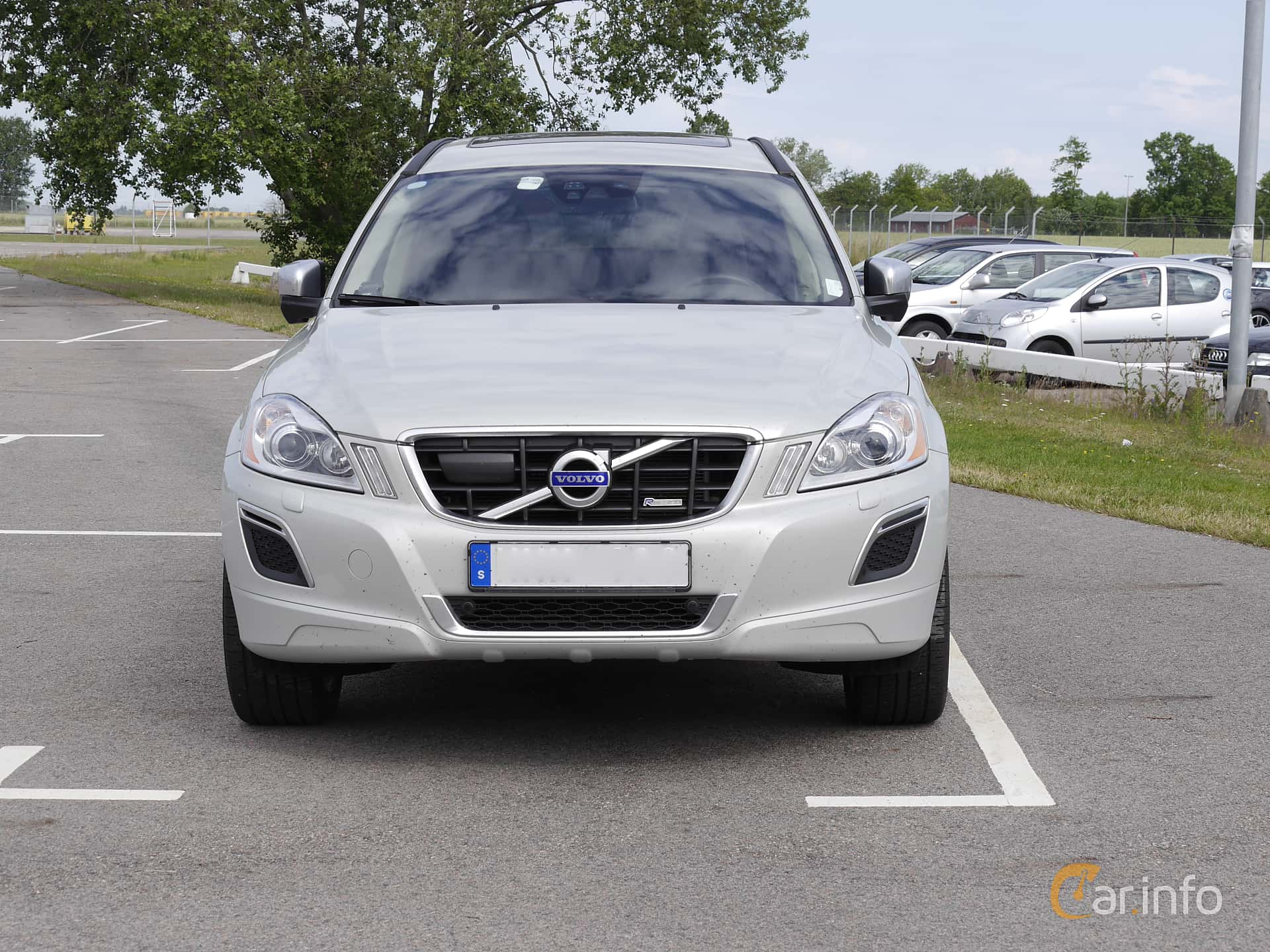 Volvo XC60 D5 AWD Geartronic, 215hp, 2012