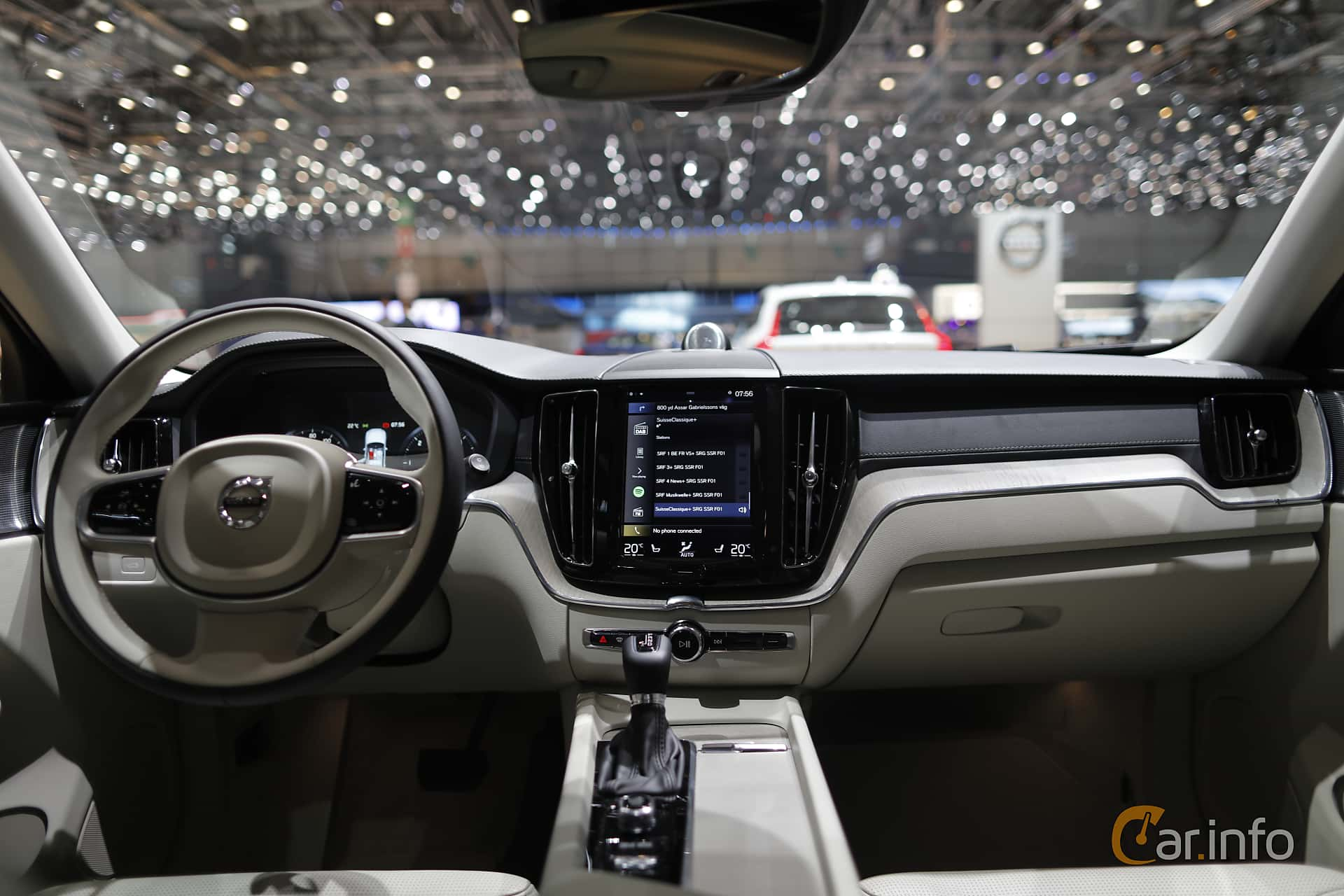 Volvo Xc60 2 0 D5 Awd Geartronic 235hk 2017 At Geneva