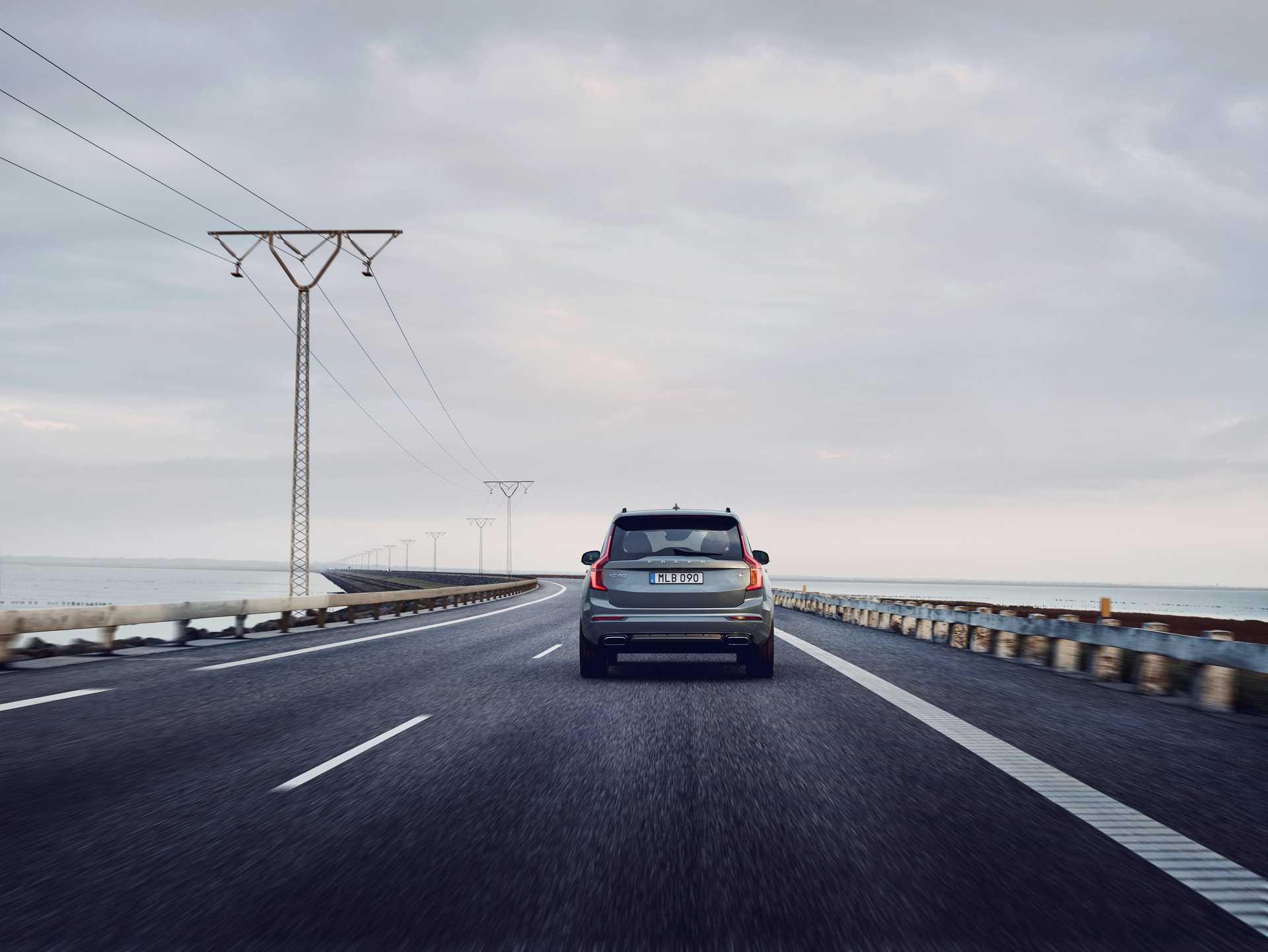 Volvo XC90 T8 TwEn AWD Geartronic, 392hp, 2020