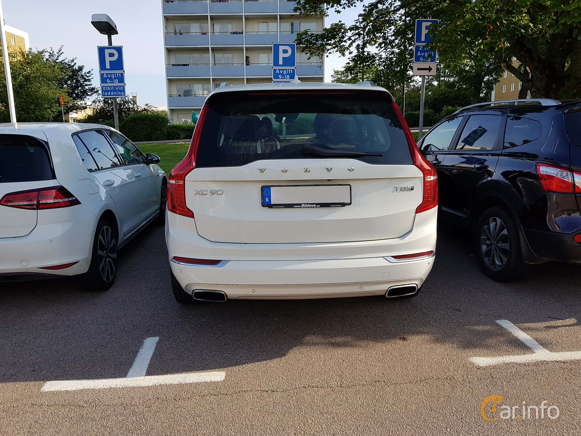 Volvo XC90 2.0 T8 AWD Geartronic, 407hp, 2016
