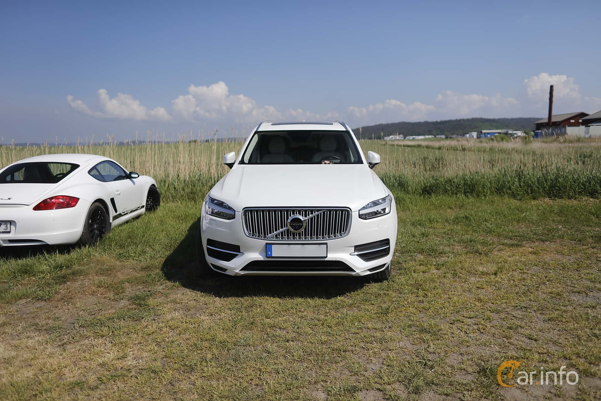 Volvo XC90 T8 AWD Geartronic, 407hp, 2017 at Tjolöholm Classic Motor 2018