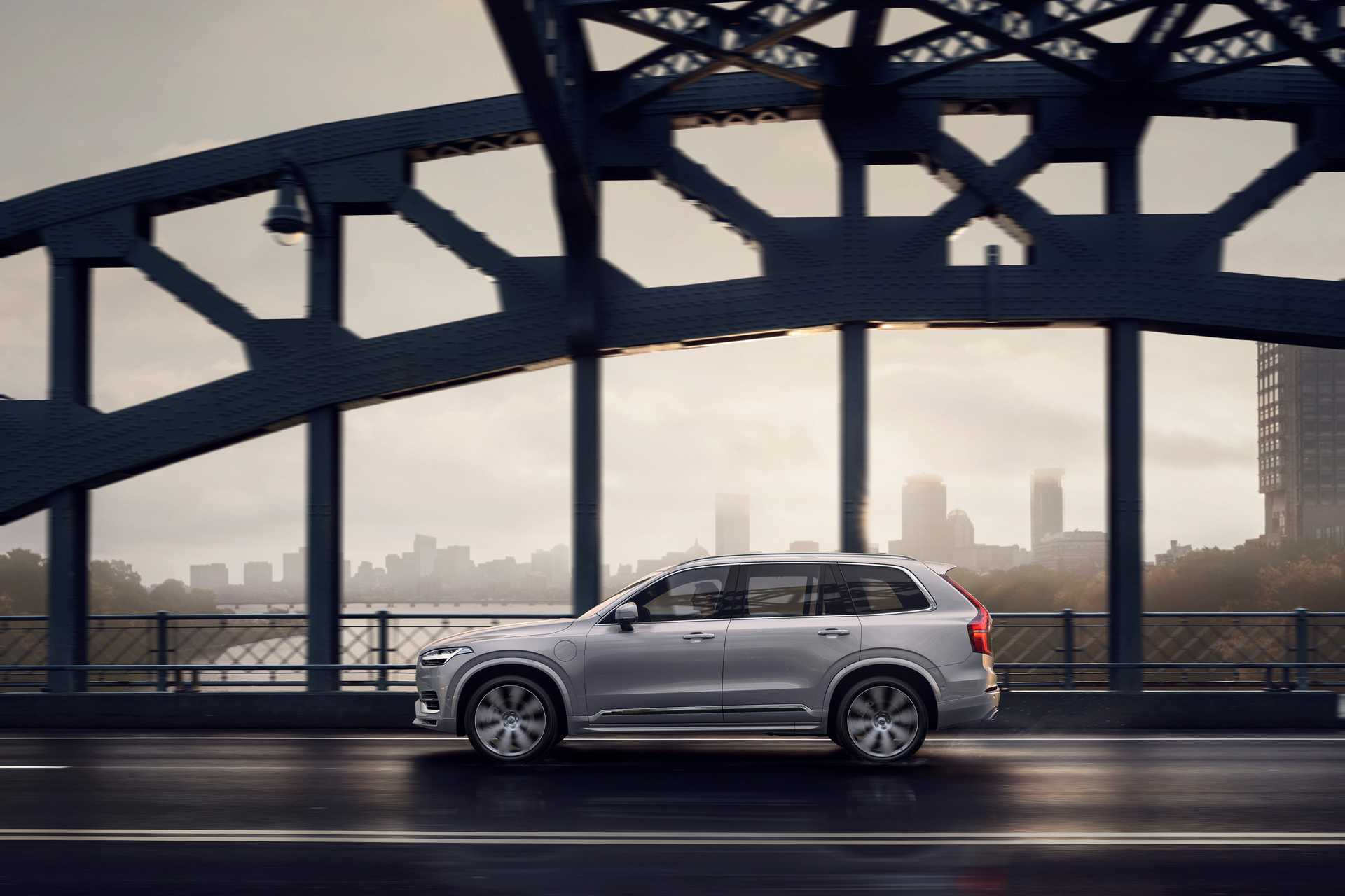 Volvo XC90 T8 AWD Geartronic, 392hp, 2020