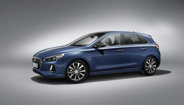 Front/Side  of Hyundai i30 3rd Generation