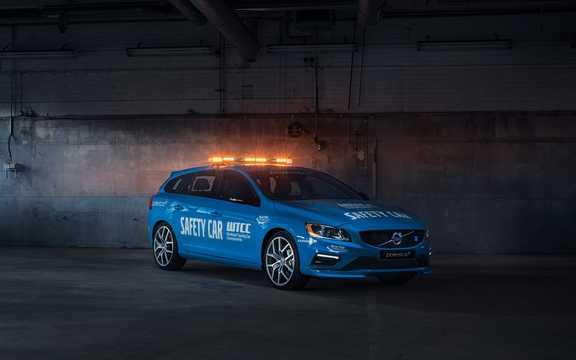 Front/Side  of Volvo V60 2nd Generation