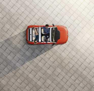 Ovan av Citroën e-Méhari 30 kWh Single Speed, 68hk, 2017