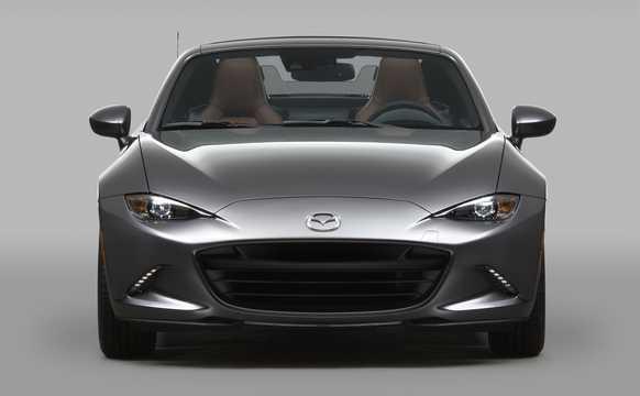 Fram av Mazda MX-5 RF 2017