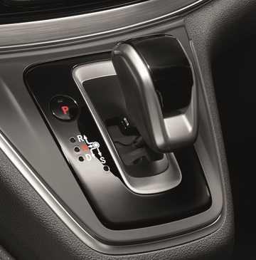 Interiör av Honda CR-V 2015