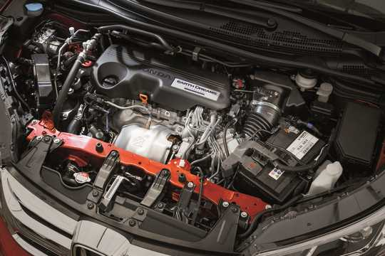 Engine compartment  of Honda CR-V 1.6 i-DTEC Manual, 6-speed, 120hp, 88kW, 2015