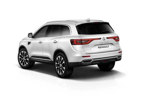 Bak/Sida av Renault Koleos 2016