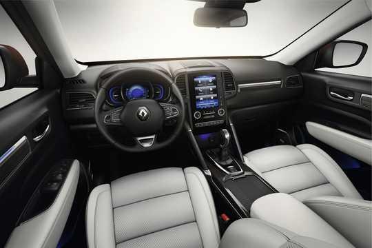 Interiör av Renault Koleos 2016