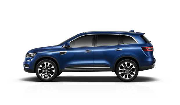 Sida av Renault Koleos 2016